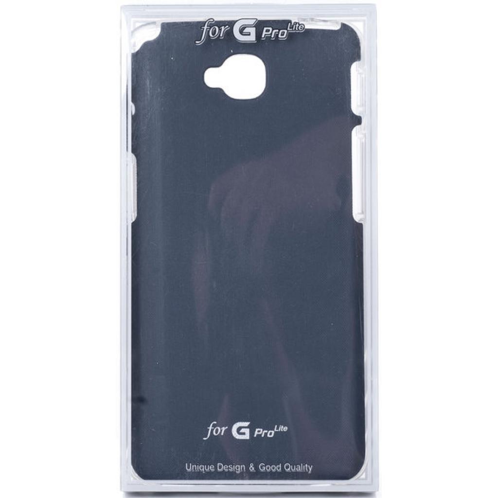Чехол для моб. телефона VOIA для LG D686 Optimus G Pro Lite /Jell skin/Navy (6122288)