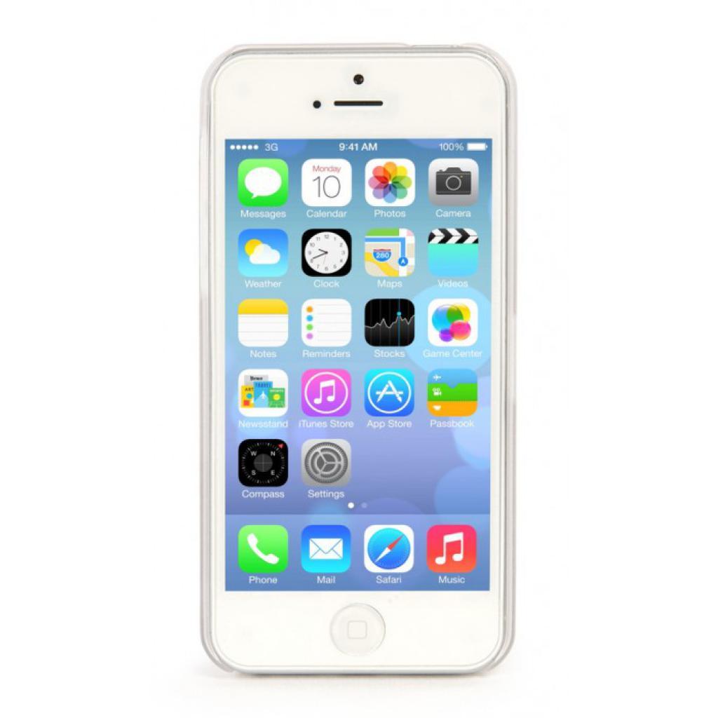 Чехол для моб. телефона Tucano iPhone 5С /Sottile /Trasparente (IPHCSO-TR) изображение 2