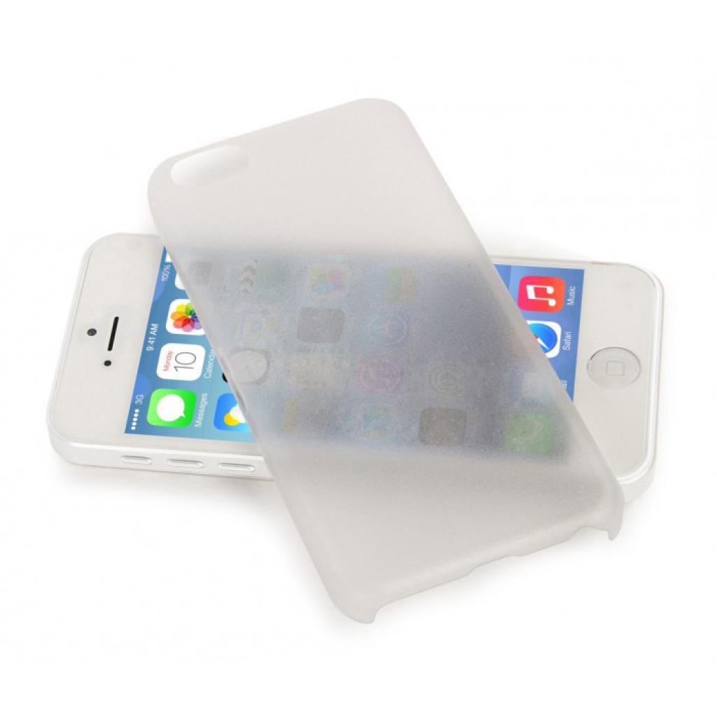 Чехол для моб. телефона Tucano iPhone 5С /Sottile /Trasparente (IPHCSO-TR) изображение 4