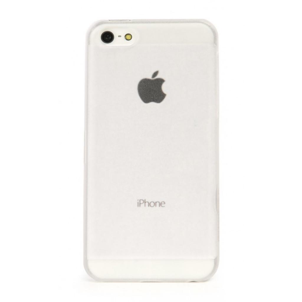 Чехол для моб. телефона Tucano iPhone 5С /Sottile /Trasparente (IPHCSO-TR)