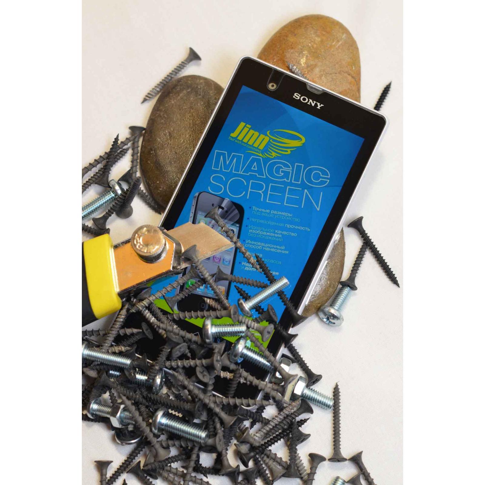 Пленка защитная JINN надміцна Magic Screen для HTC One Max 803n (двосторонній зах (HTC One Max front+back) изображение 2