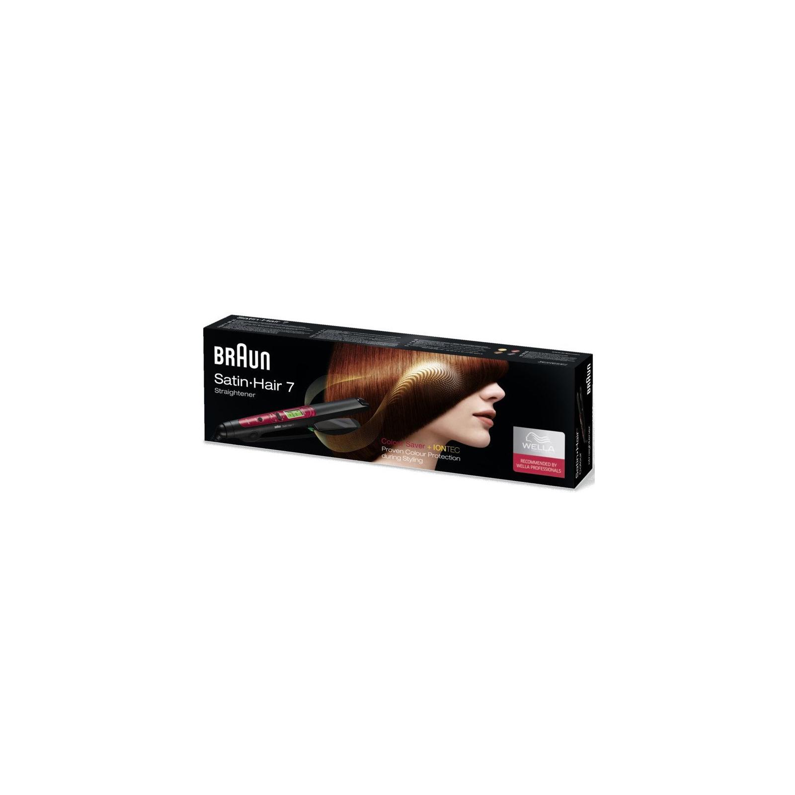 Выпрямитель для волос BRAUN ES3 изображение 3