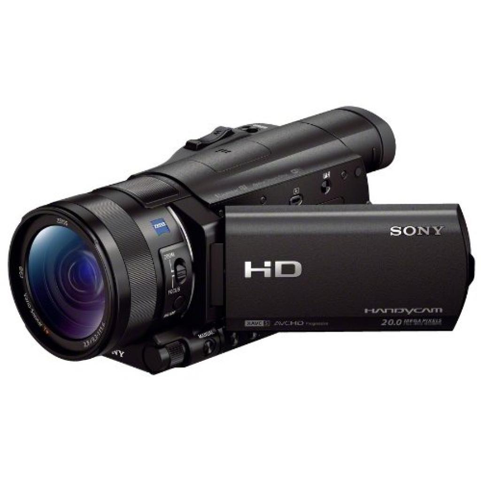 Цифровая видеокамера SONY Handycam HDR-CX900 Black (HDRCX900EB.CEN) изображение 2