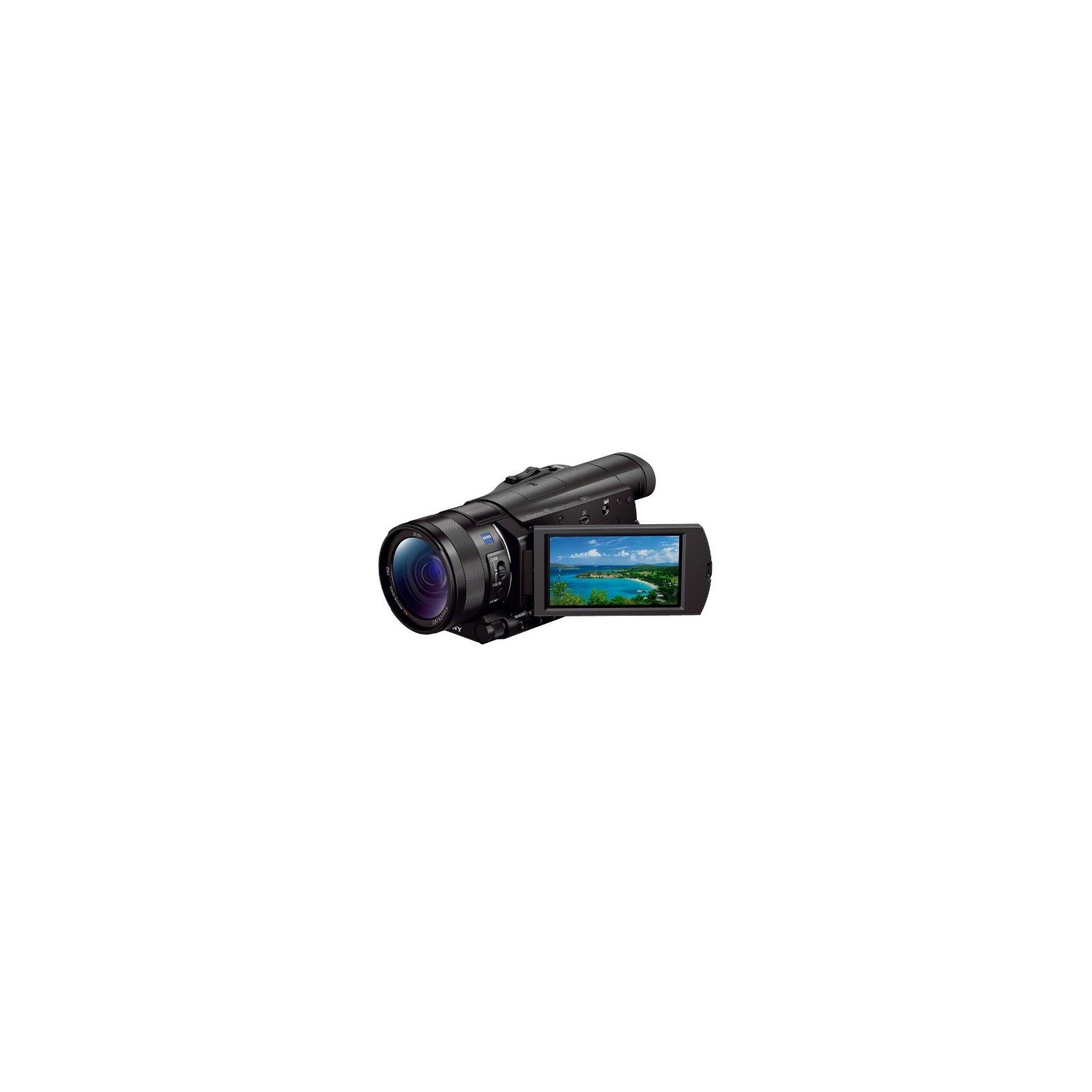 Цифровая видеокамера SONY Handycam HDR-CX900 Black (HDRCX900EB.CEN) изображение 3