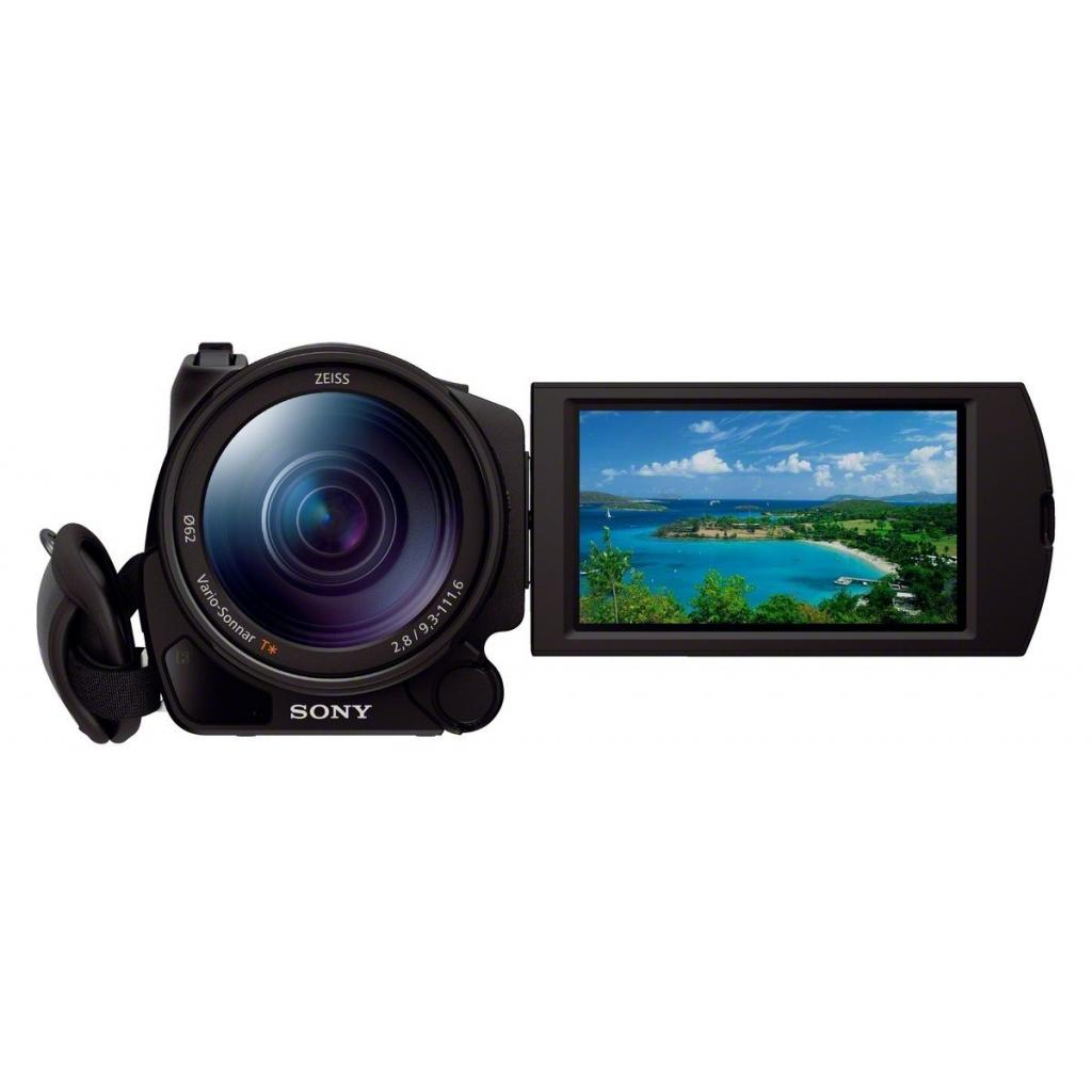 Цифровая видеокамера SONY Handycam HDR-CX900 Black (HDRCX900EB.CEN) изображение 4