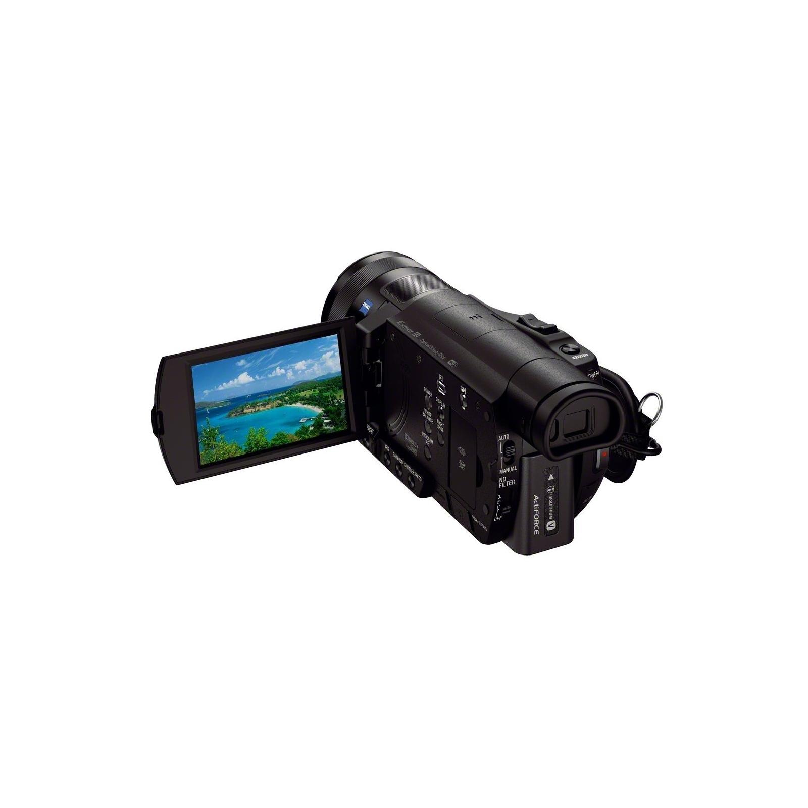 Цифровая видеокамера SONY Handycam HDR-CX900 Black (HDRCX900EB.CEN) изображение 5
