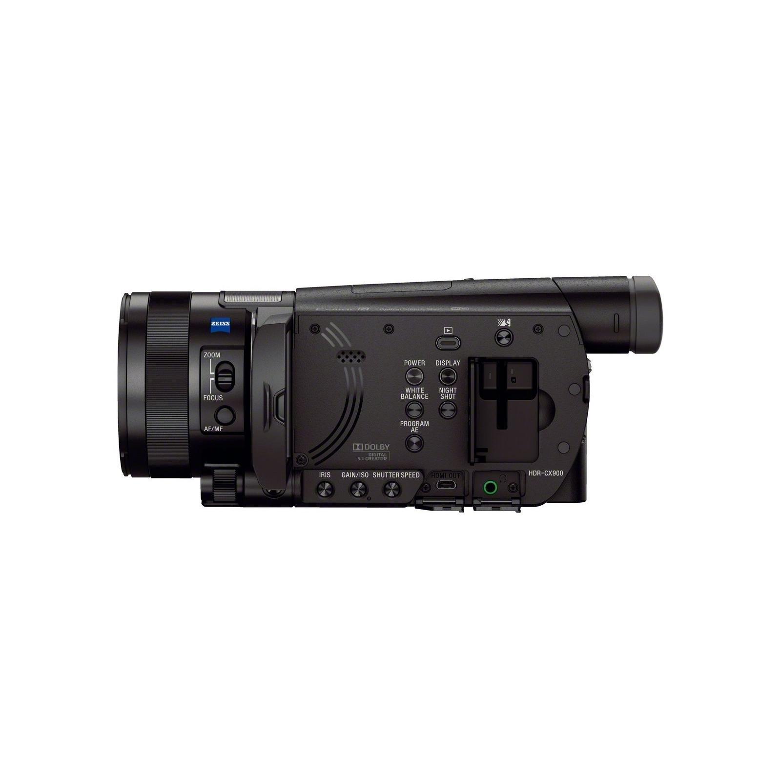 Цифровая видеокамера SONY Handycam HDR-CX900 Black (HDRCX900EB.CEN) изображение 6