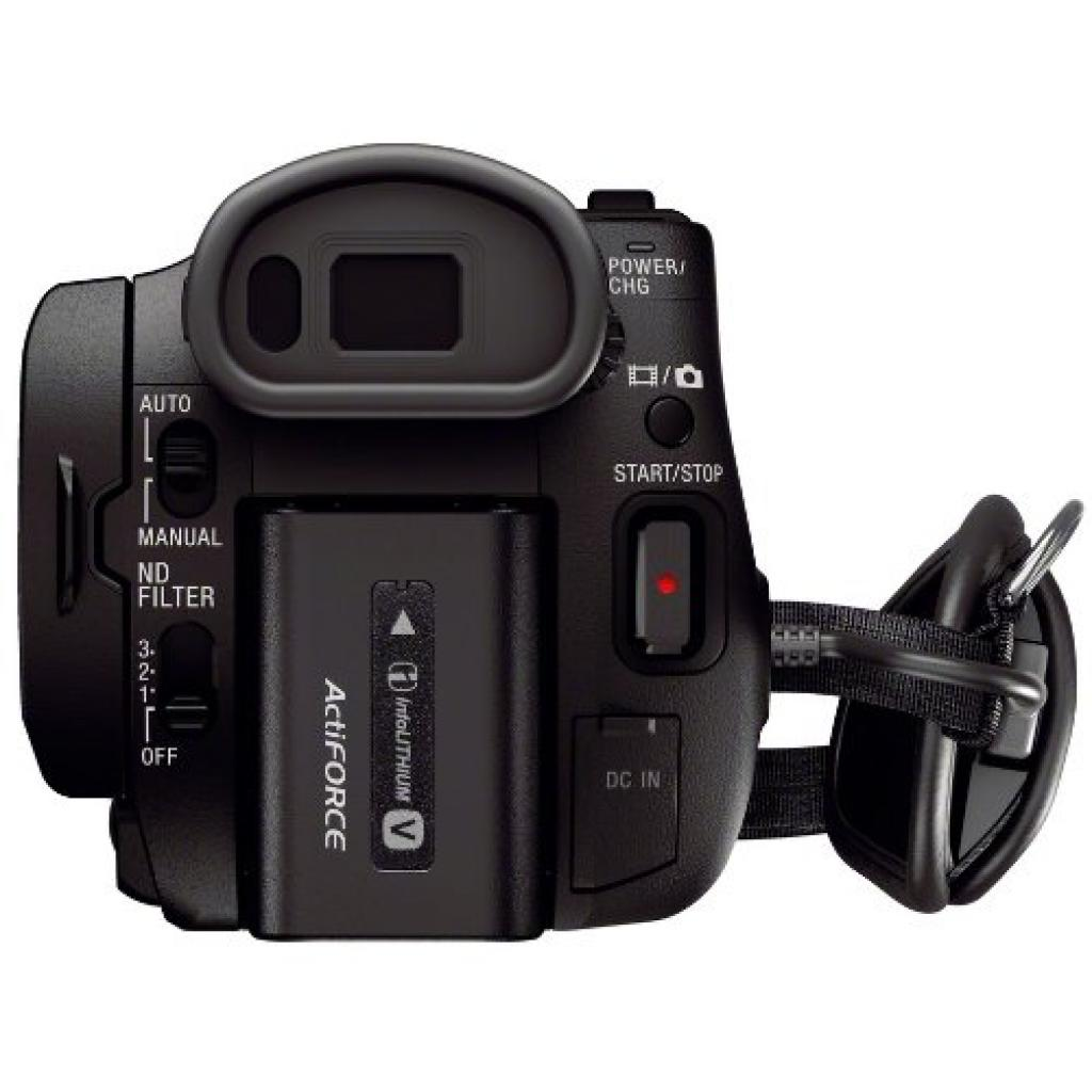Цифровая видеокамера SONY Handycam HDR-CX900 Black (HDRCX900EB.CEN) изображение 8