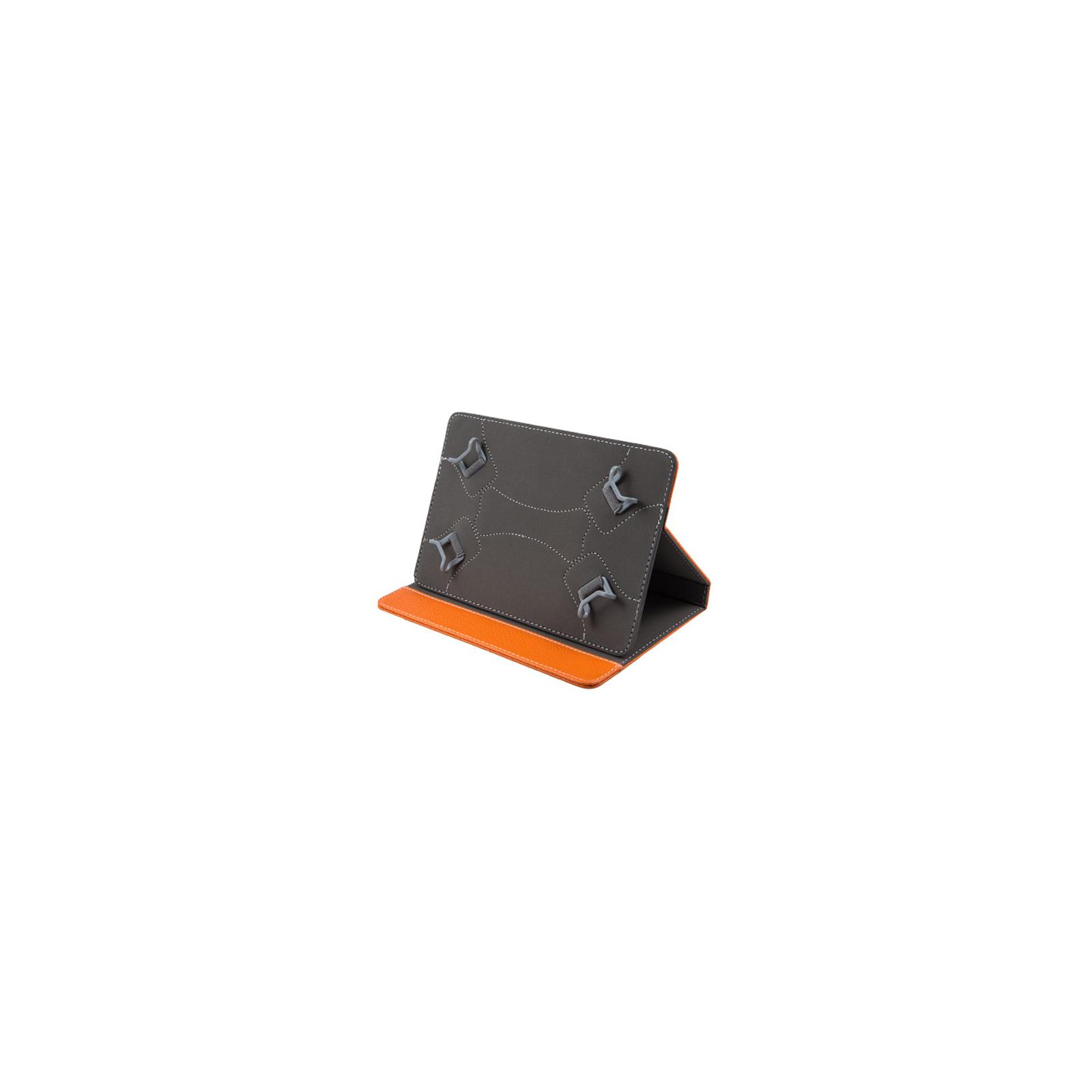 "Чехол для планшета Drobak 7""-8"" Universal Stand Orange (216890) изображение 3"
