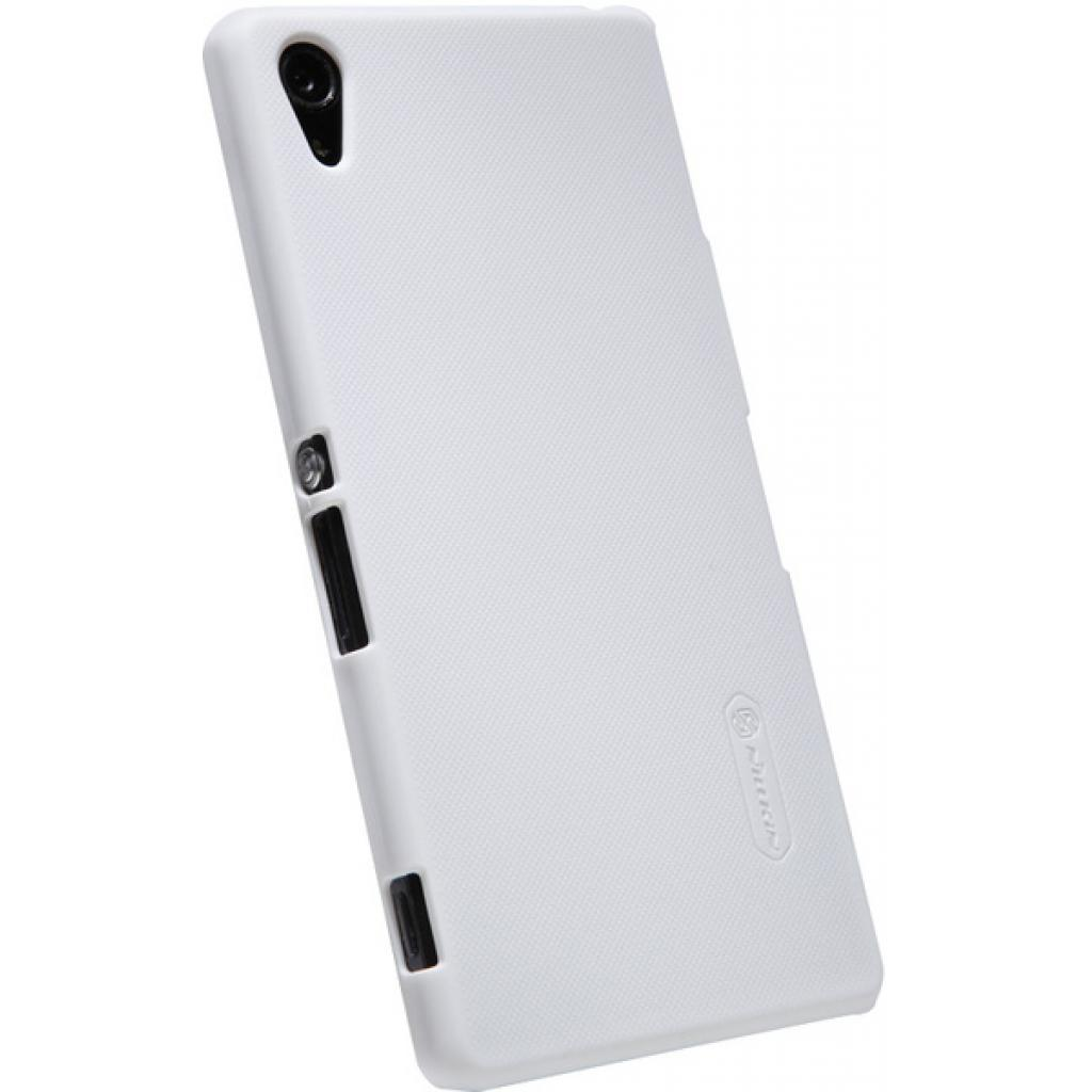 Чехол для моб. телефона NILLKIN для Sony Xperia Z2 /Super Frosted Shield/White (6147180) изображение 2
