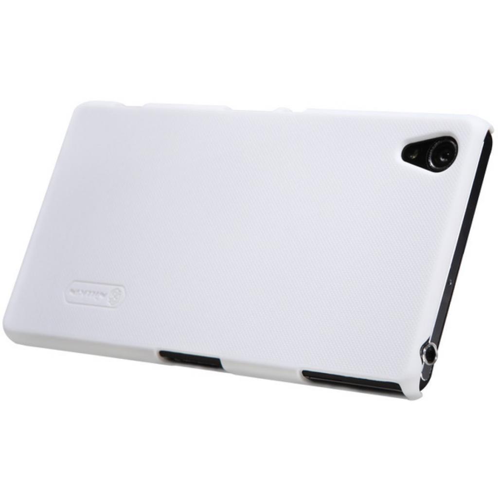 Чехол для моб. телефона NILLKIN для Sony Xperia Z2 /Super Frosted Shield/White (6147180) изображение 3