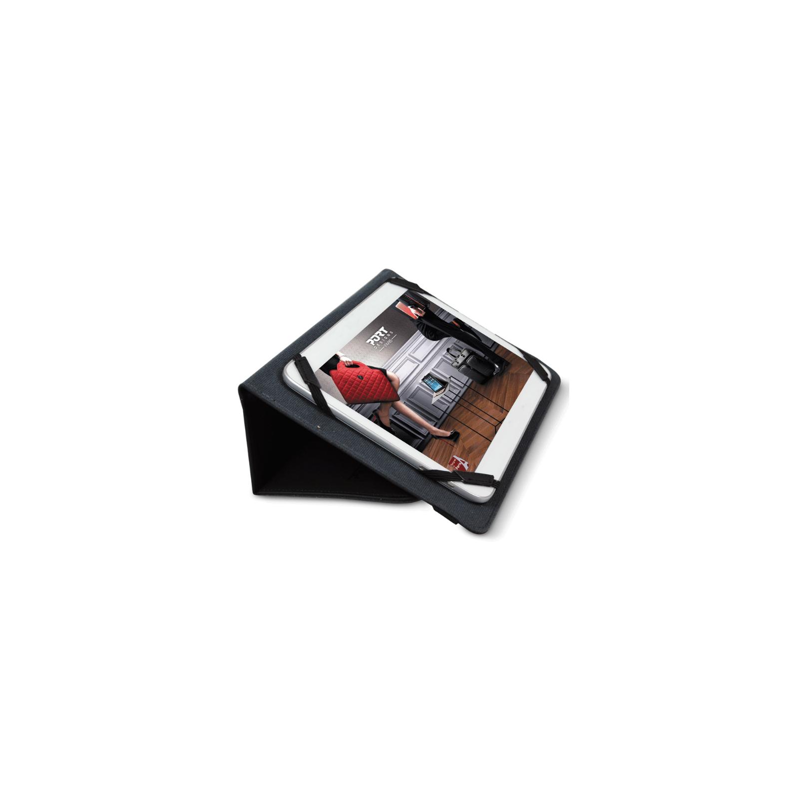 """Чехол для планшета Port Designs 8"""" NOUMEA Universal BLACK (201310) изображение 2"""
