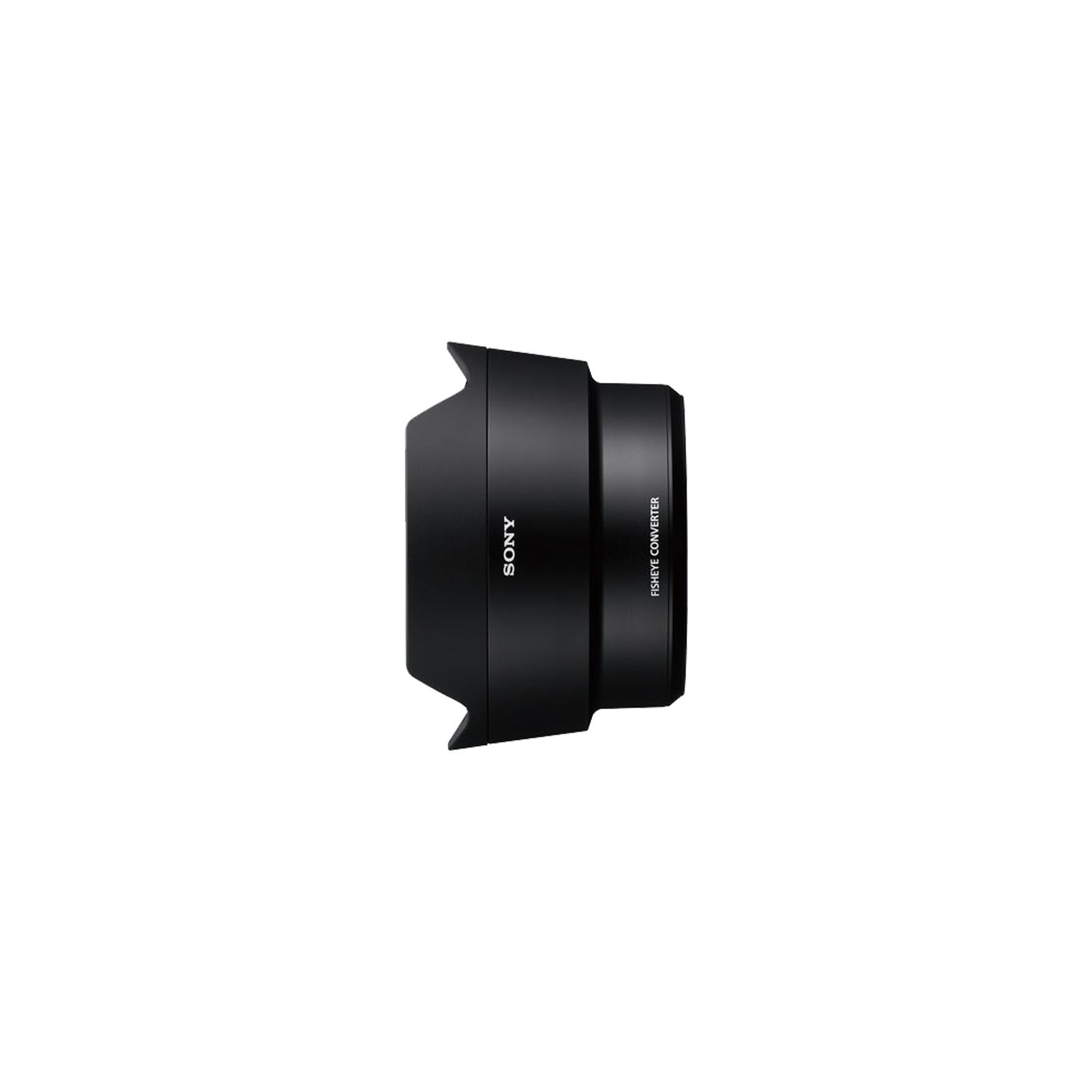 Фото-адаптер SONY Fisheye для SEL 28mm f2.0 FE (SEL057FEC.SYX) изображение 2