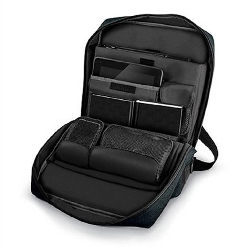 Рюкзак для ноутбука ACME 16, 16M38BL Night black (4770070873847) изображение 3
