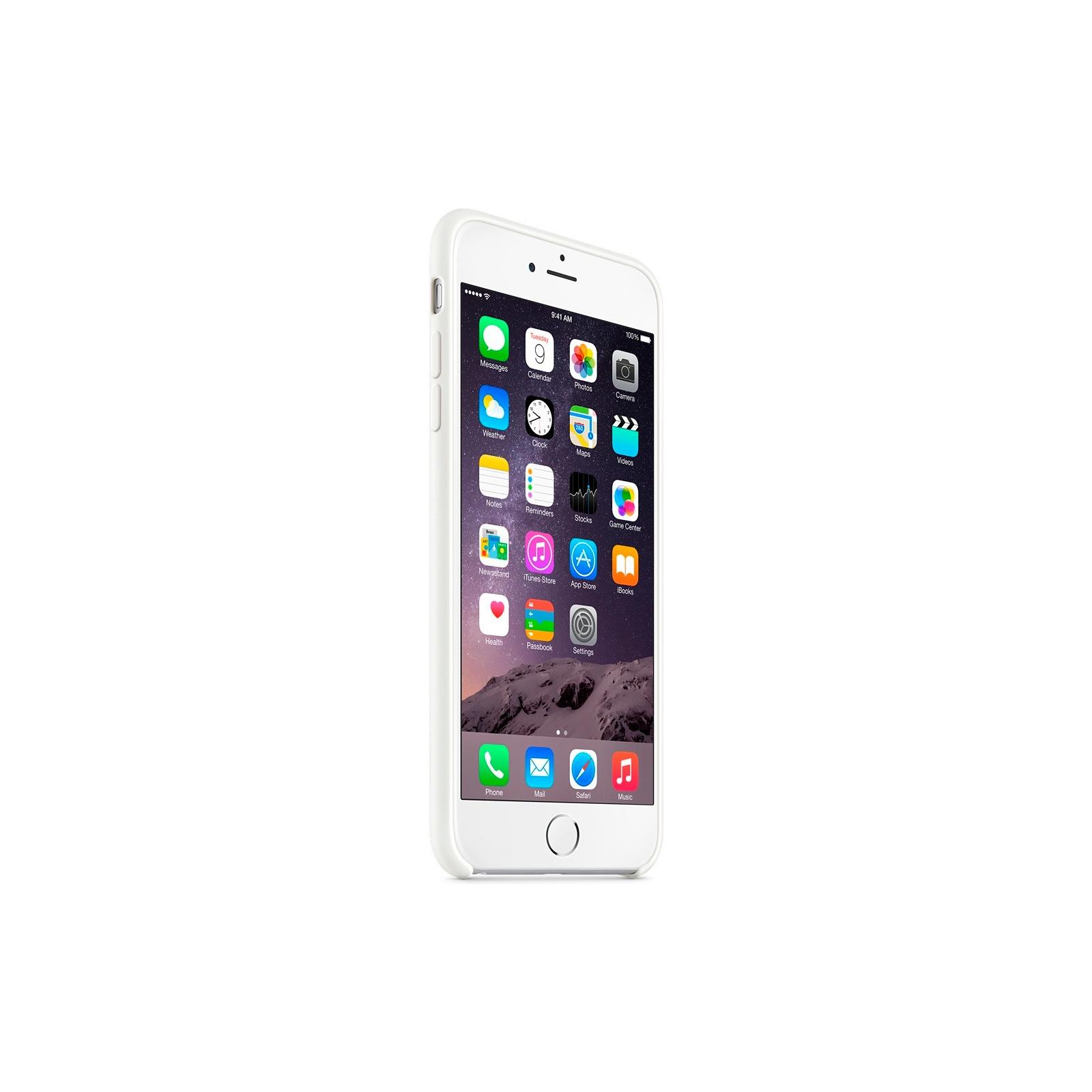 Чехол для моб. телефона Apple для iPhone 6 /white (MGRF2ZM/A) изображение 4