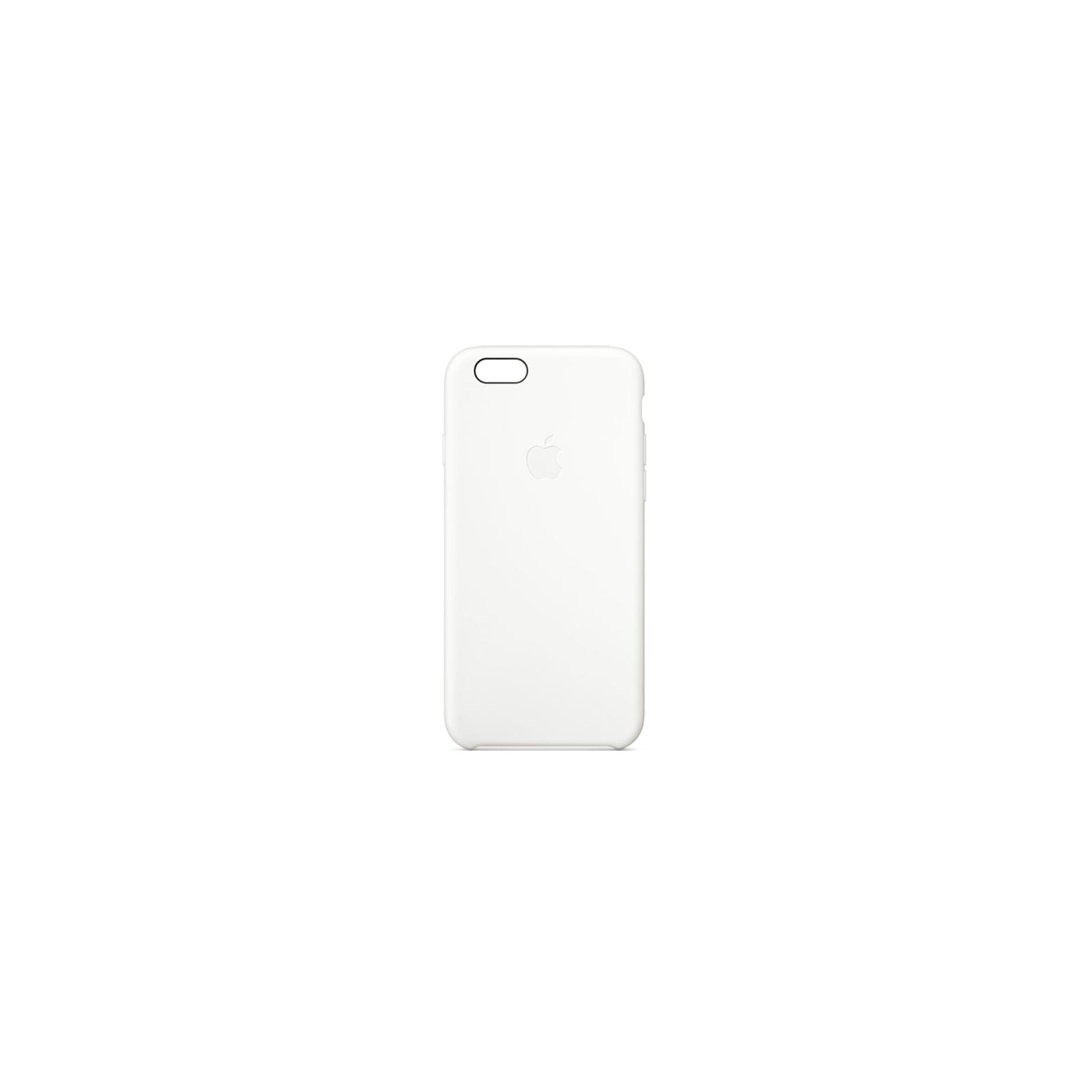 Чехол для моб. телефона Apple для iPhone 6 /white (MGRF2ZM/A)