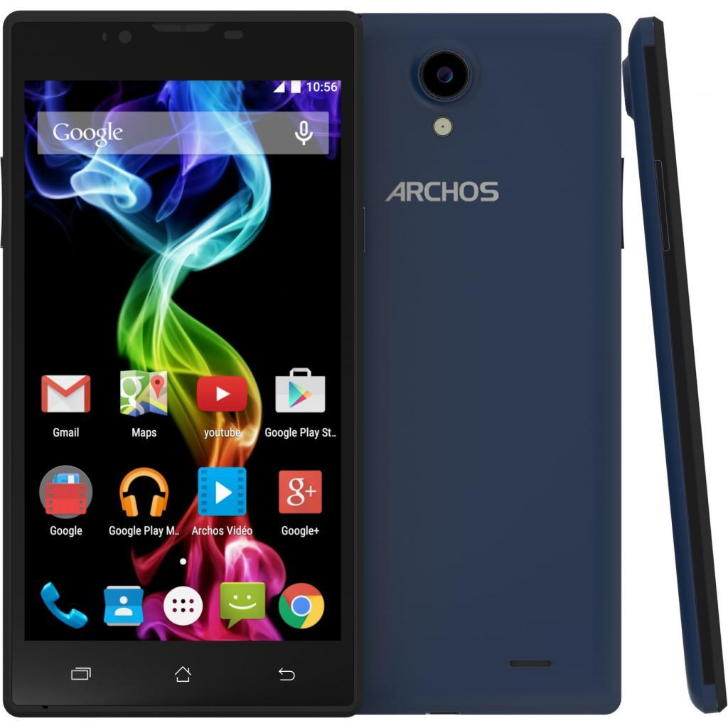 Мобильный телефон Archos 55 Platinum Dark Blue (690590030343) изображение 7