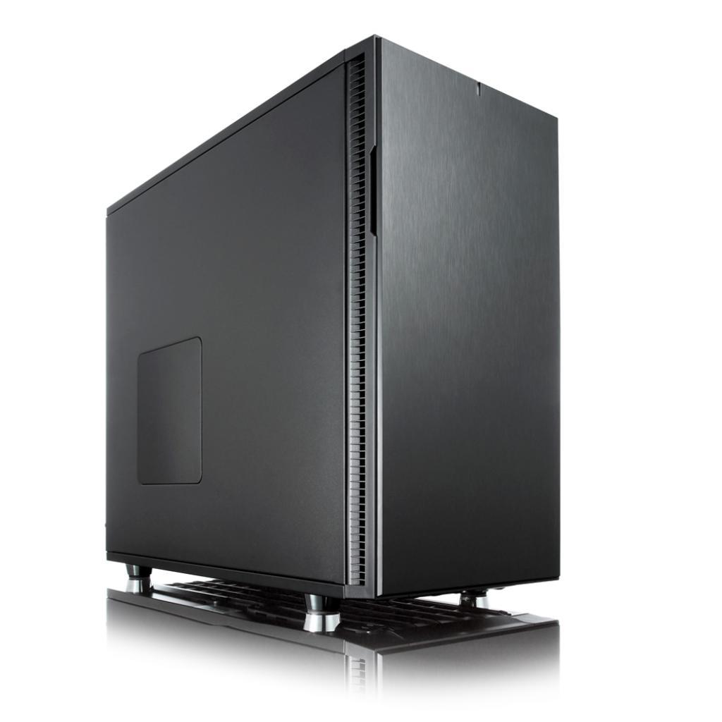 Корпус Fractal Design DEFINE R5 Blackout Edition (FD-CA-DEF-R5-BKO)