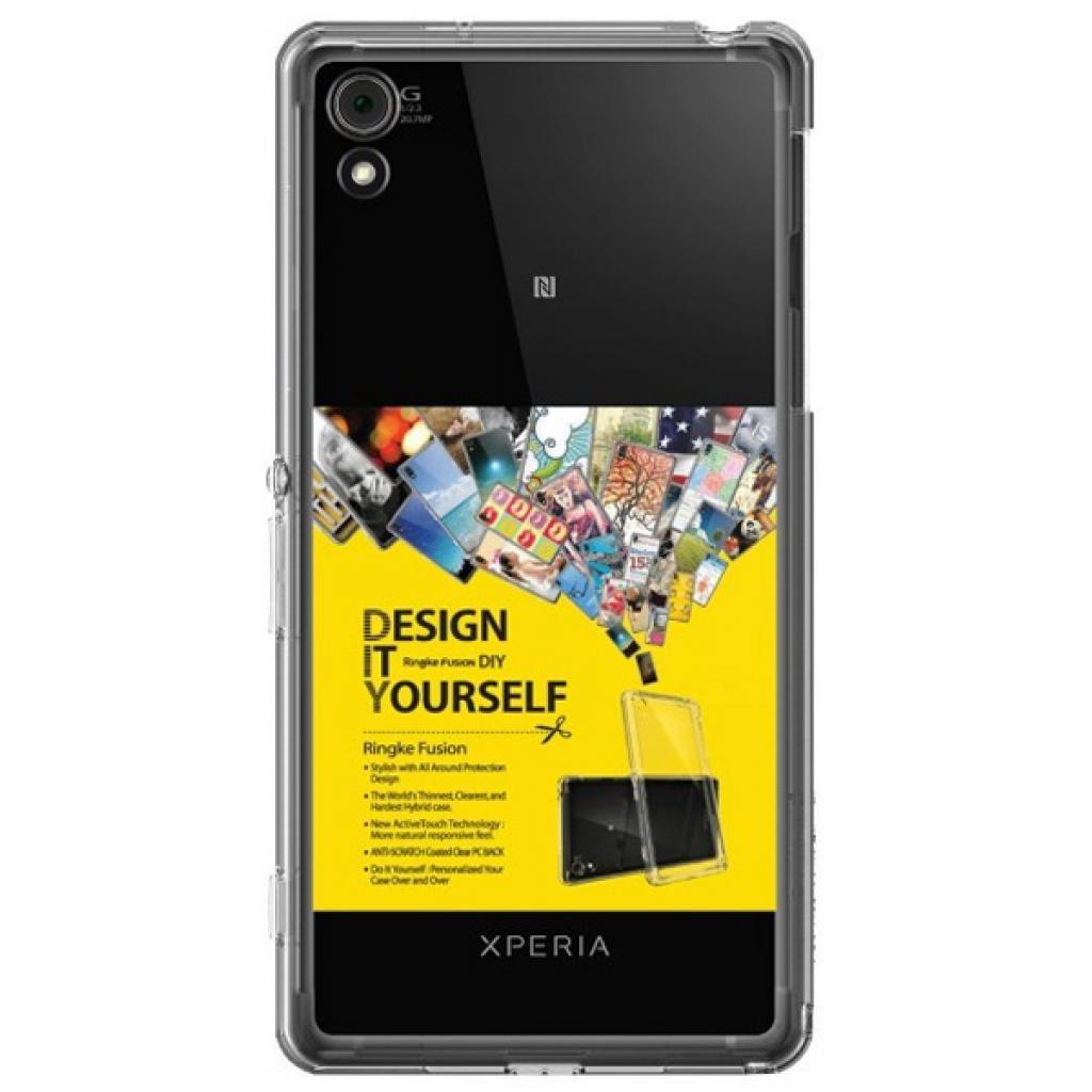 Чехол для моб. телефона Ringke Fusion для Sony Xperia Z2 (Crystal View) (157442) изображение 4