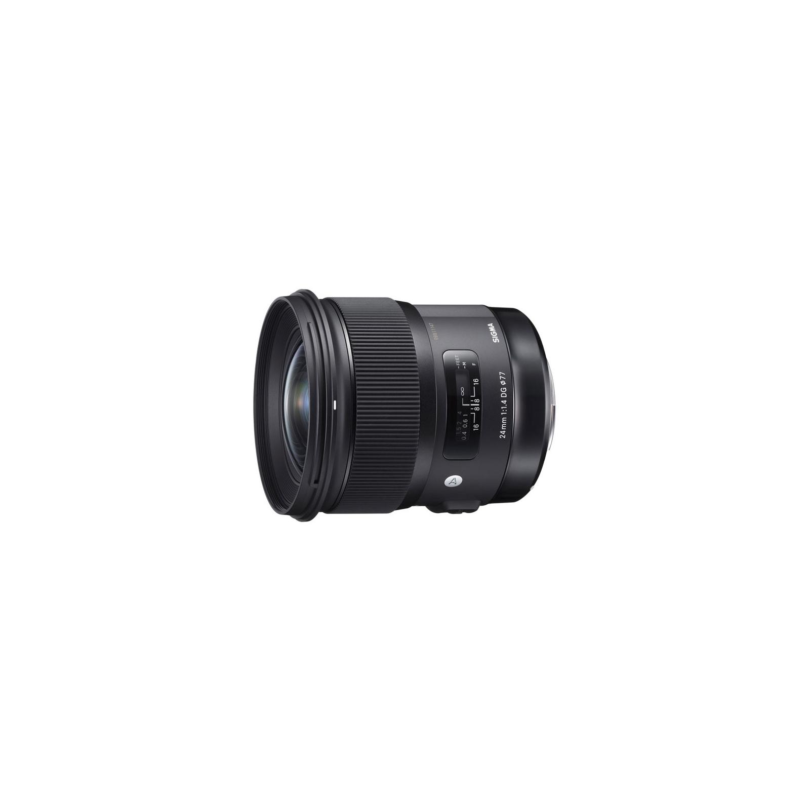 Объектив Sigma AF 24/1,4 DG HSM Art Canon (401954)