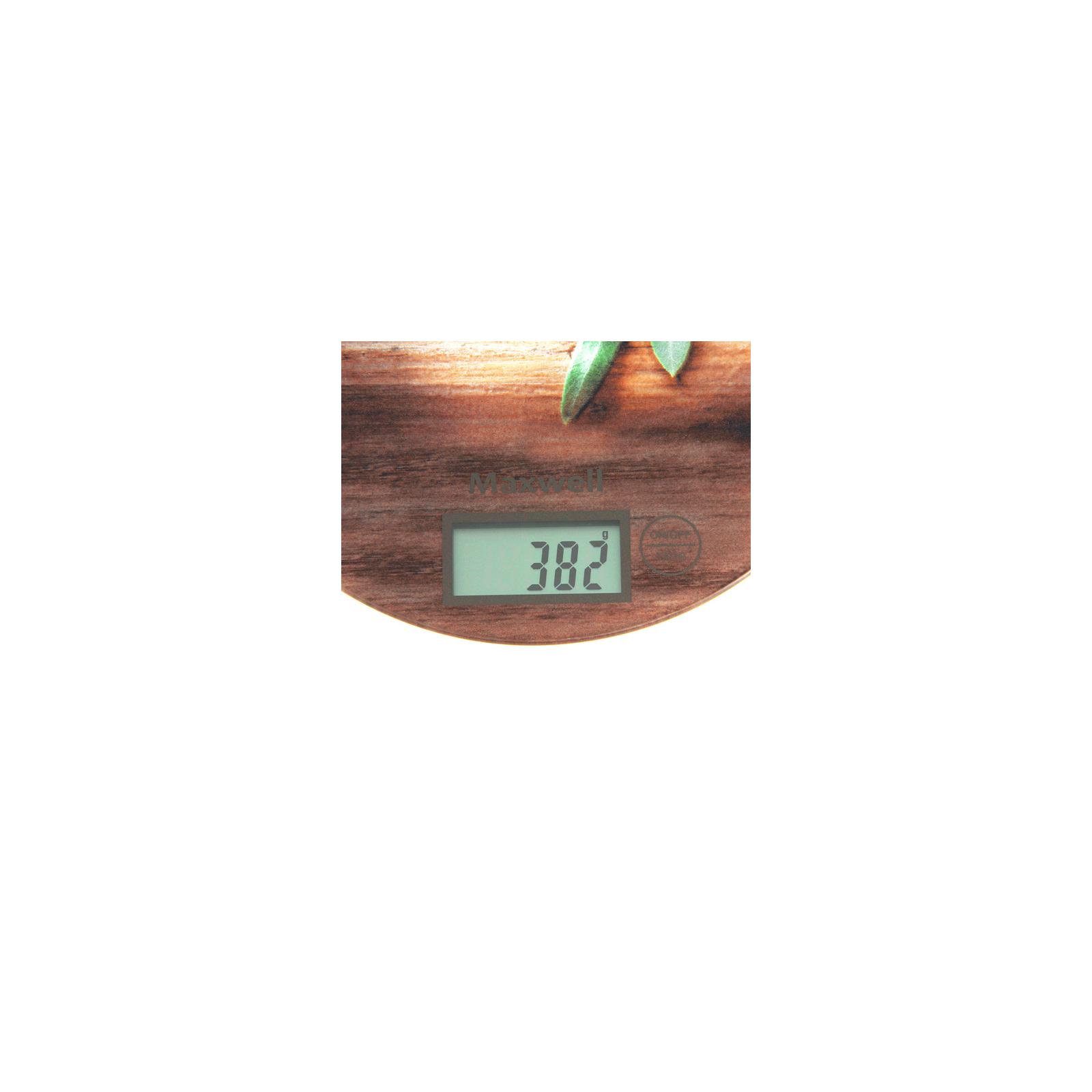 Весы кухонные MAXWELL MW-1460 изображение 5