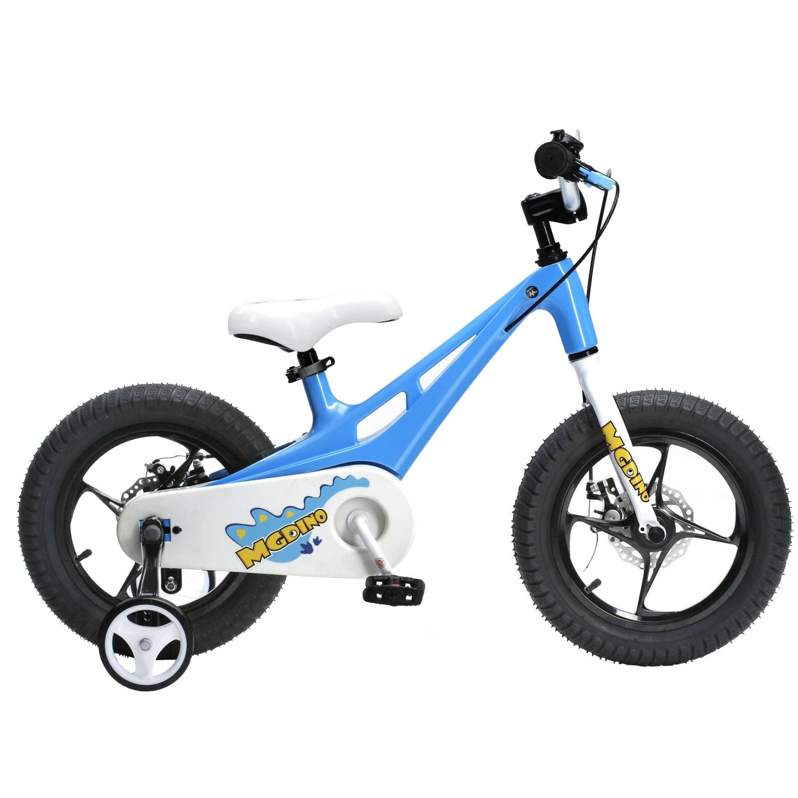 "Детский велосипед Royal Baby MGDINO 14"", синий (RB14-21-BLU)"
