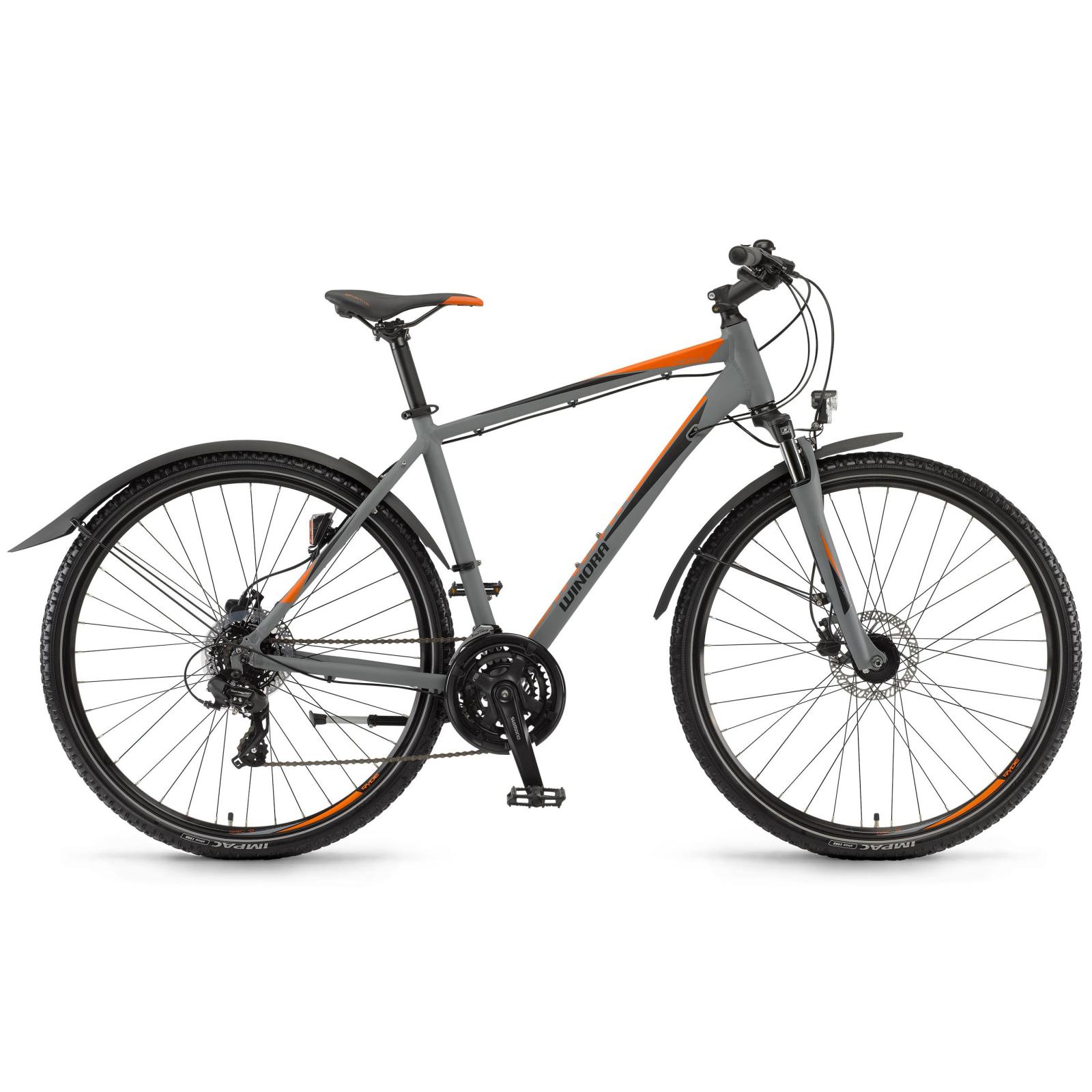 """Велосипед Winora Vatoa men 28"""", рама 51см, 2018 (4092021851)"""