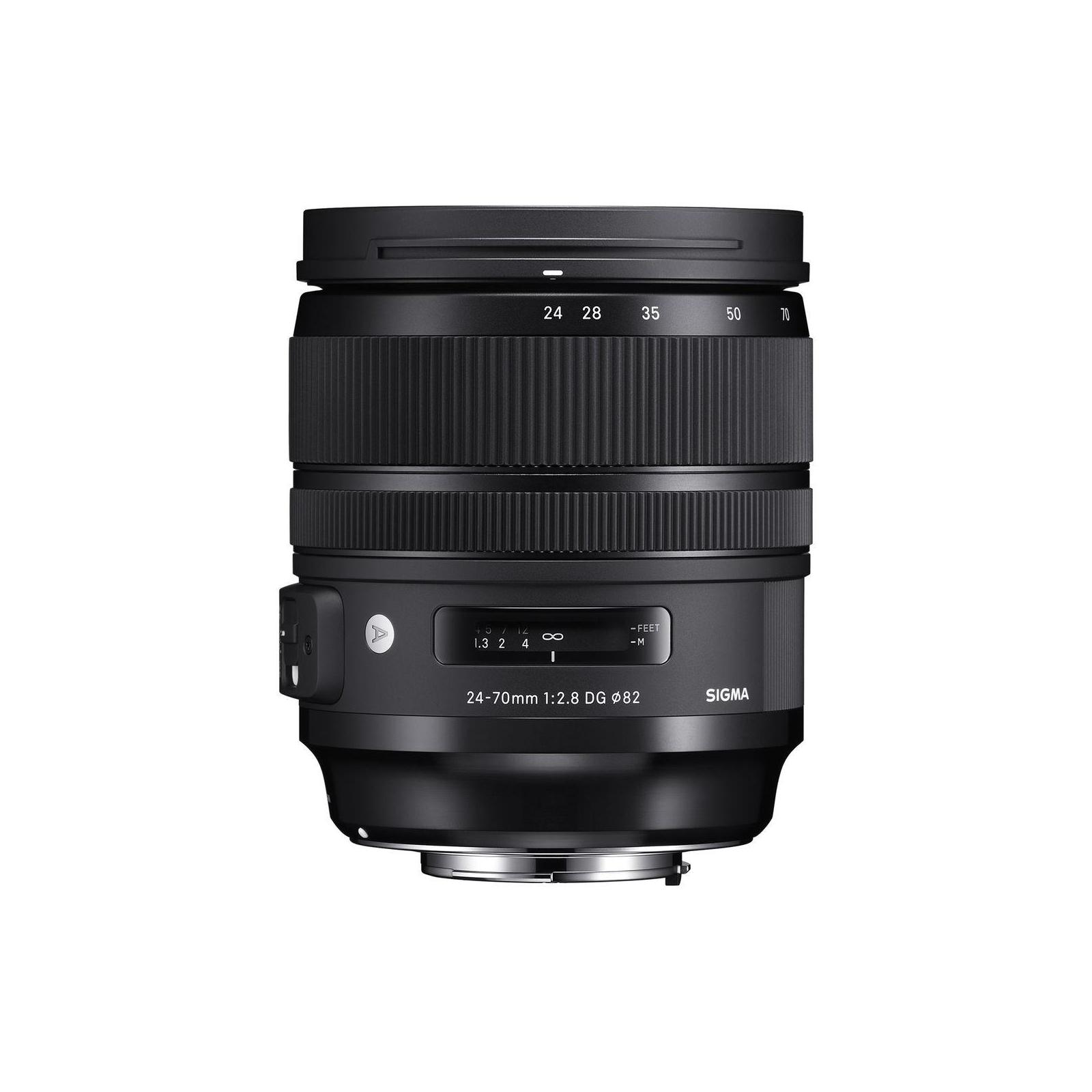 Объектив Sigma AF 24-70/2,8 EX DG OS HSM Art Nikon (576955) изображение 2