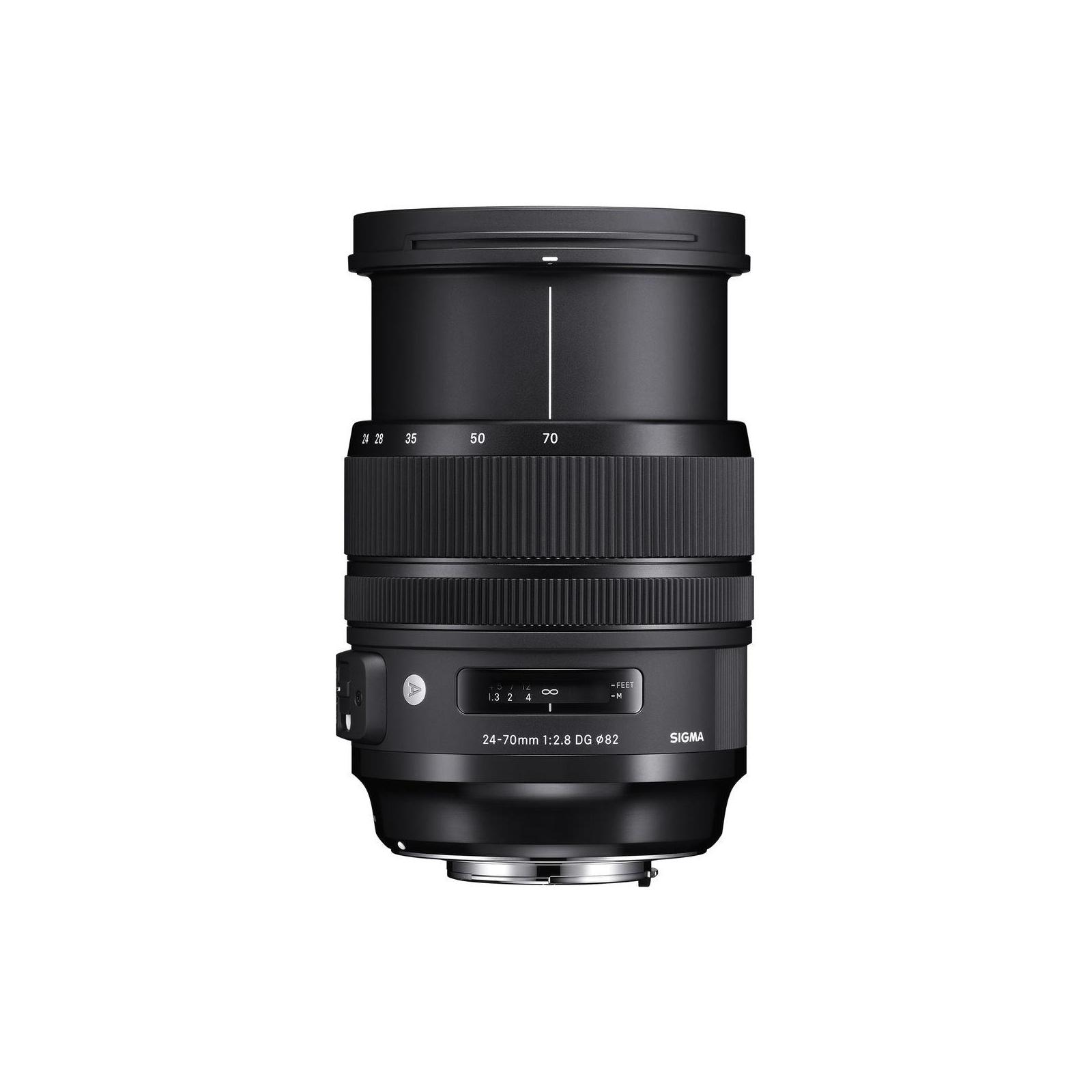 Объектив Sigma AF 24-70/2,8 EX DG OS HSM Art Nikon (576955) изображение 3