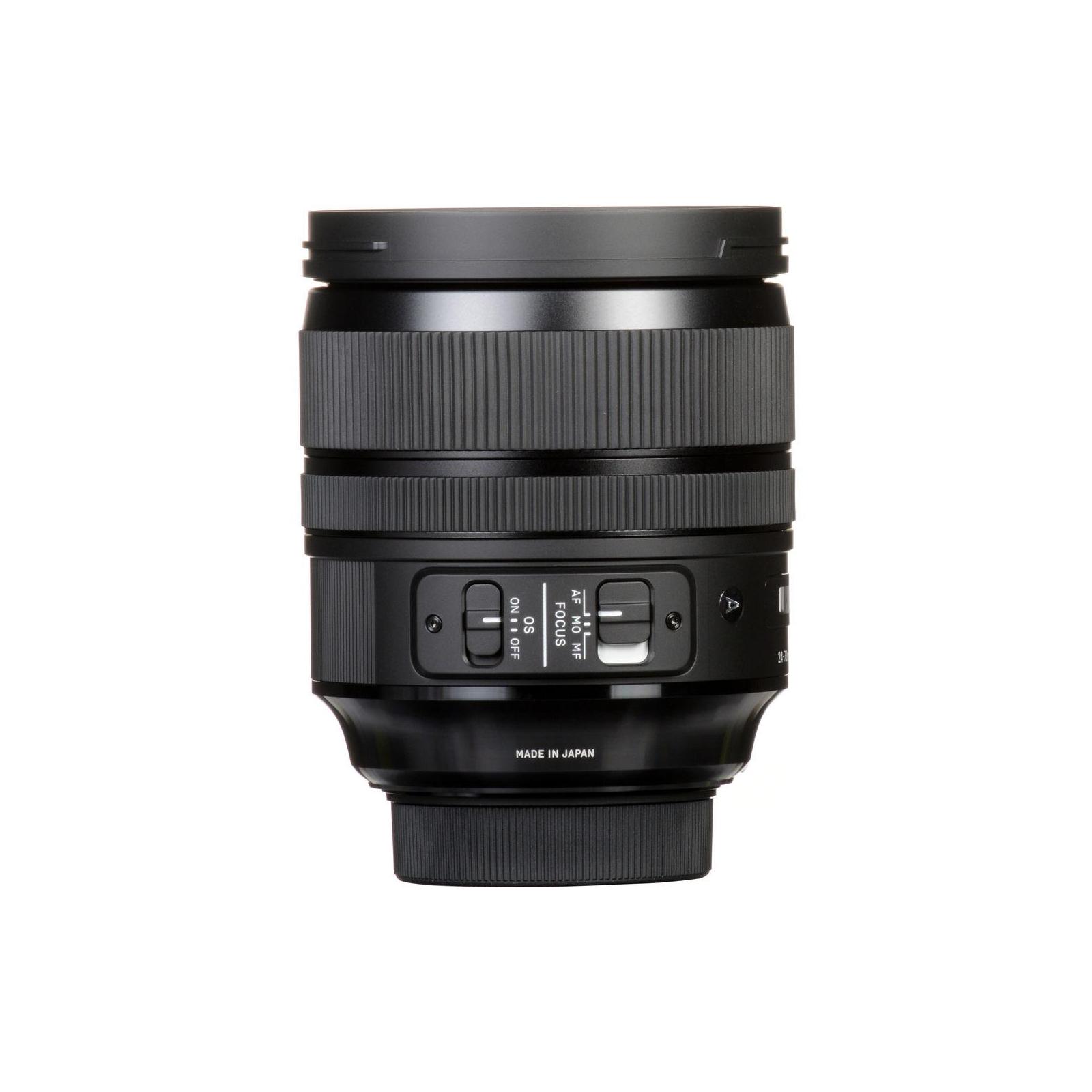 Объектив Sigma AF 24-70/2,8 EX DG OS HSM Art Nikon (576955) изображение 8