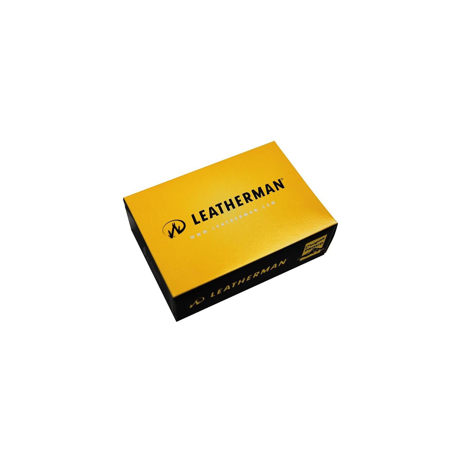 Мультитул Leatherman Micra Black (64320181N) изображение 3