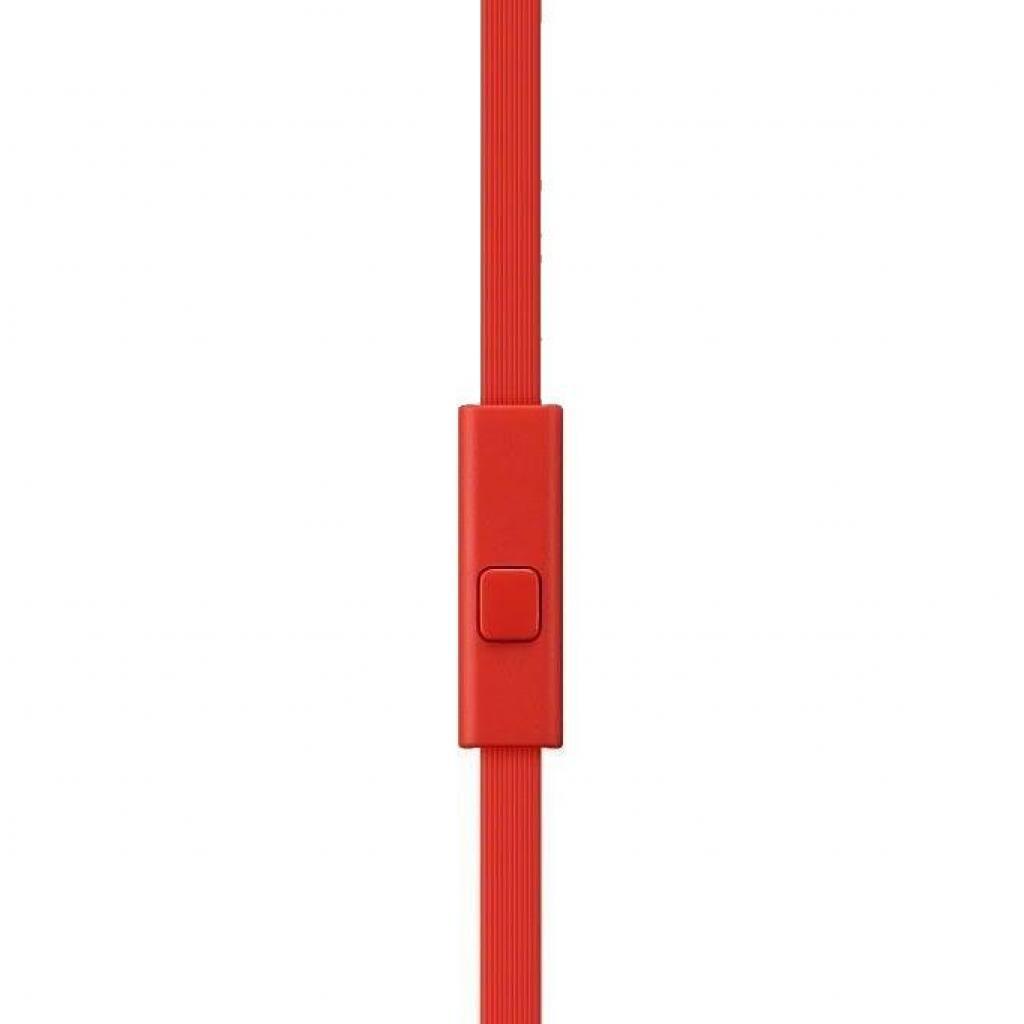 Наушники SONY MDR-XB550AP Red (MDRXB550APR.E) изображение 6