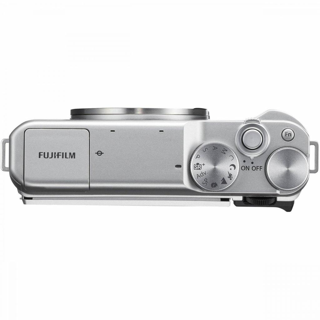 Цифровой фотоаппарат Fujifilm X-A10 XC 16-50mm Kit Silver (16534352) изображение 3