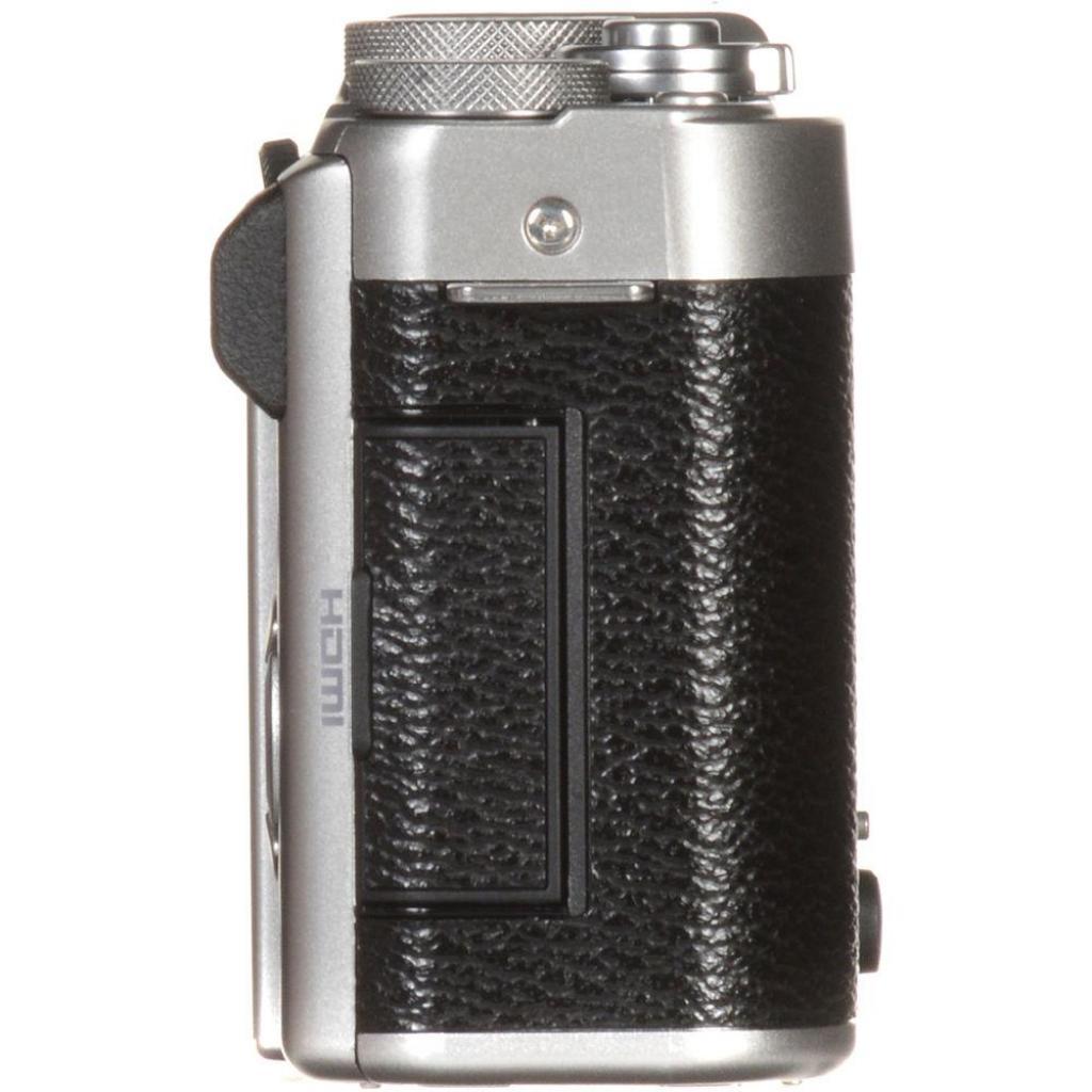 Цифровой фотоаппарат Fujifilm X-A10 XC 16-50mm Kit Silver (16534352) изображение 4