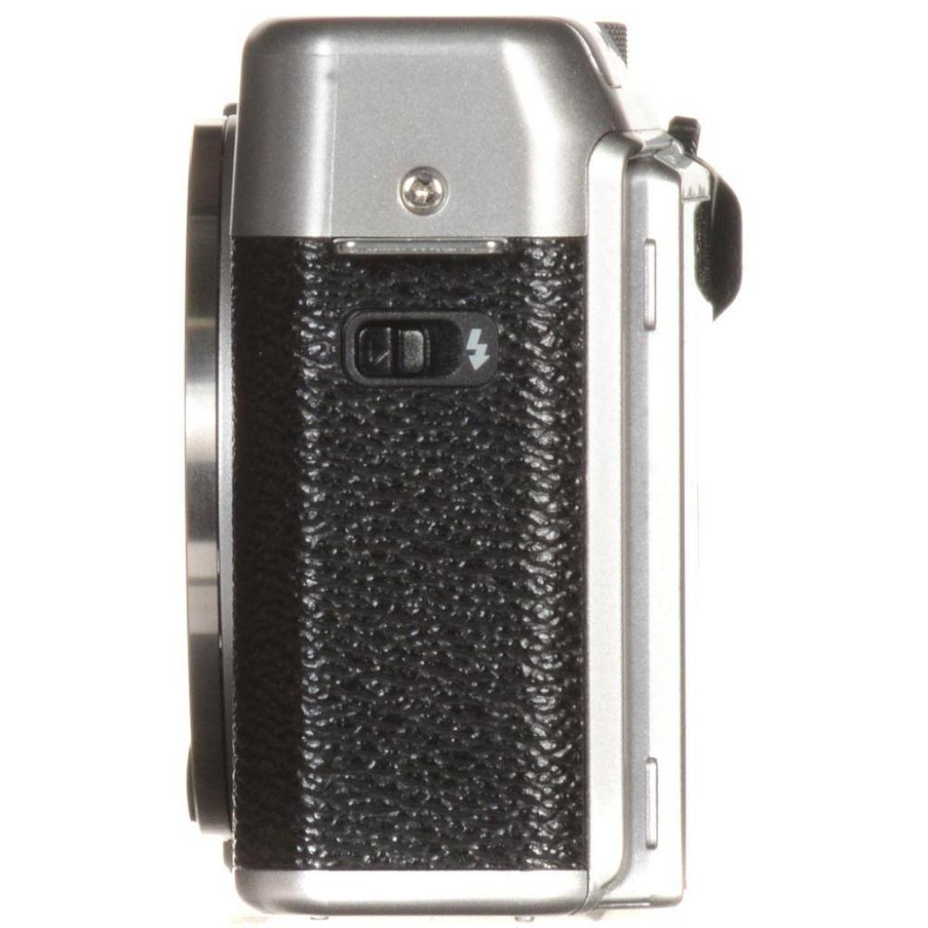Цифровой фотоаппарат Fujifilm X-A10 XC 16-50mm Kit Silver (16534352) изображение 5