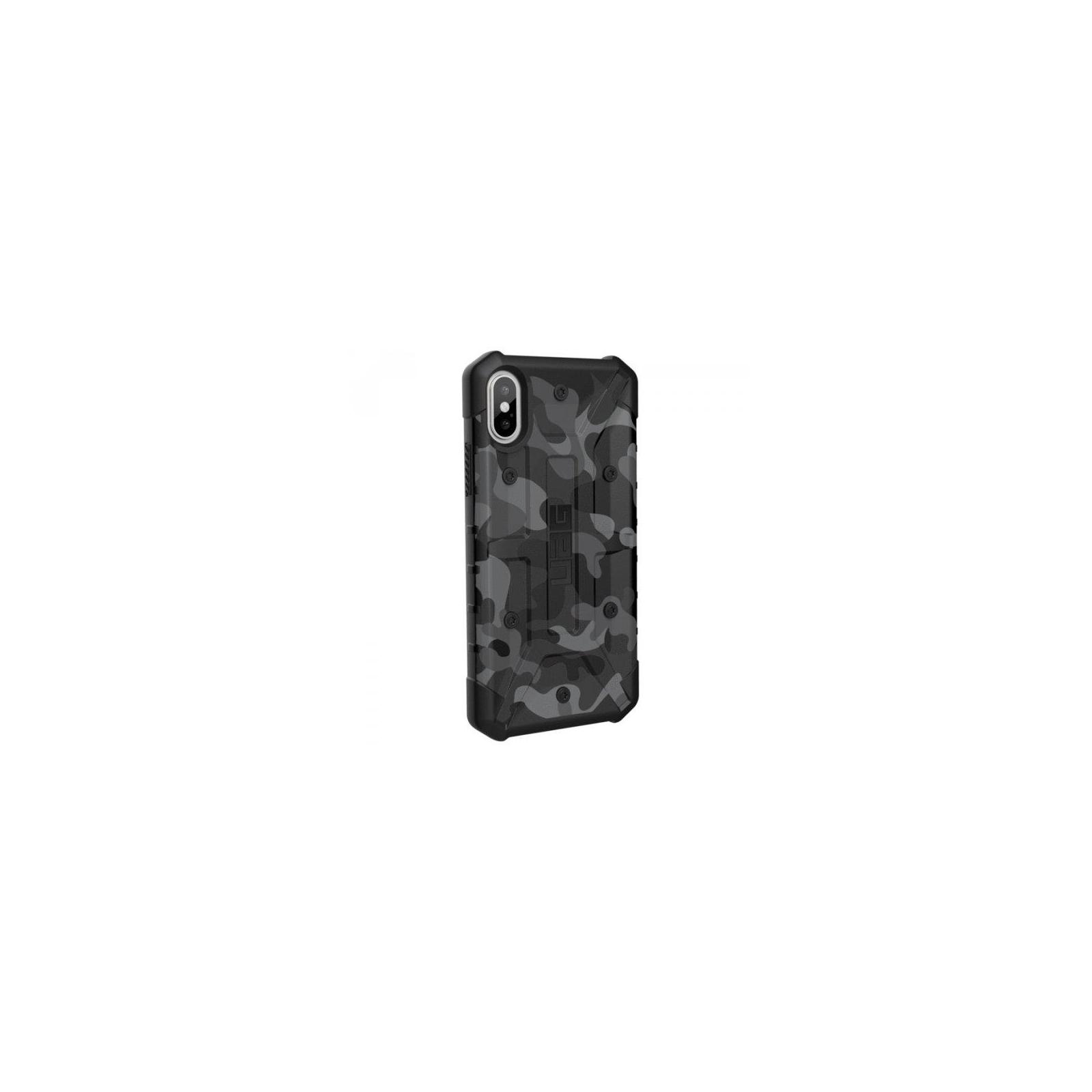 Чехол для моб. телефона UAG iPhone X Pathfinder Camo Gray/Black (IPHX-A-BC) изображение 2