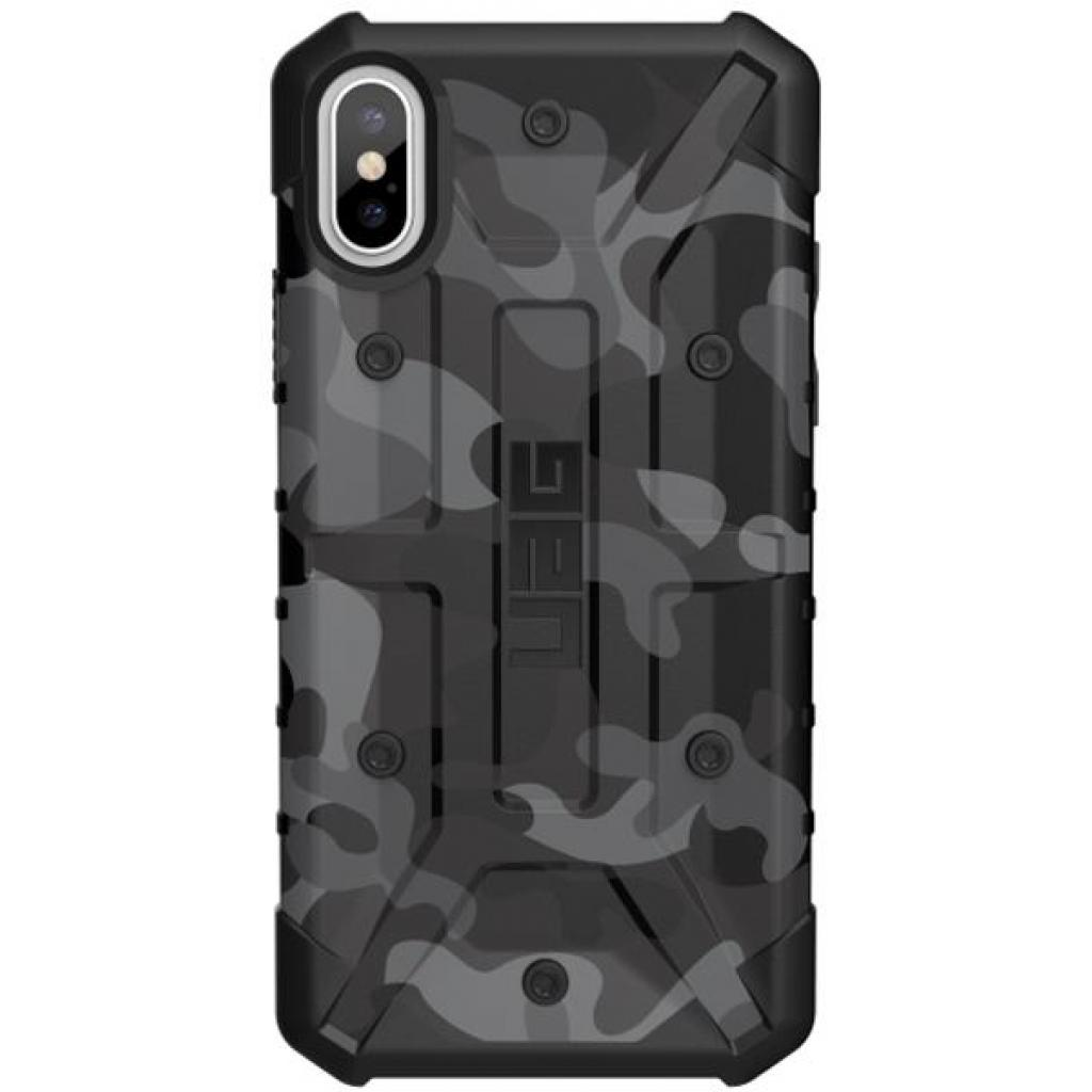 Чехол для моб. телефона UAG iPhone X Pathfinder Camo Gray/Black (IPHX-A-BC)