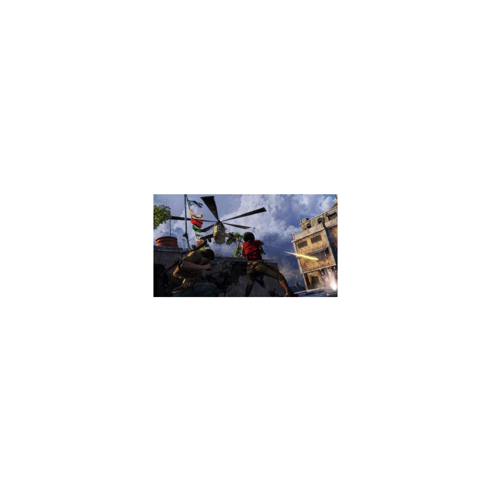 Игра SONY Uncharted: Натан Дрейк. Коллекция [PS4, Russian version] Blu (9867135) изображение 2