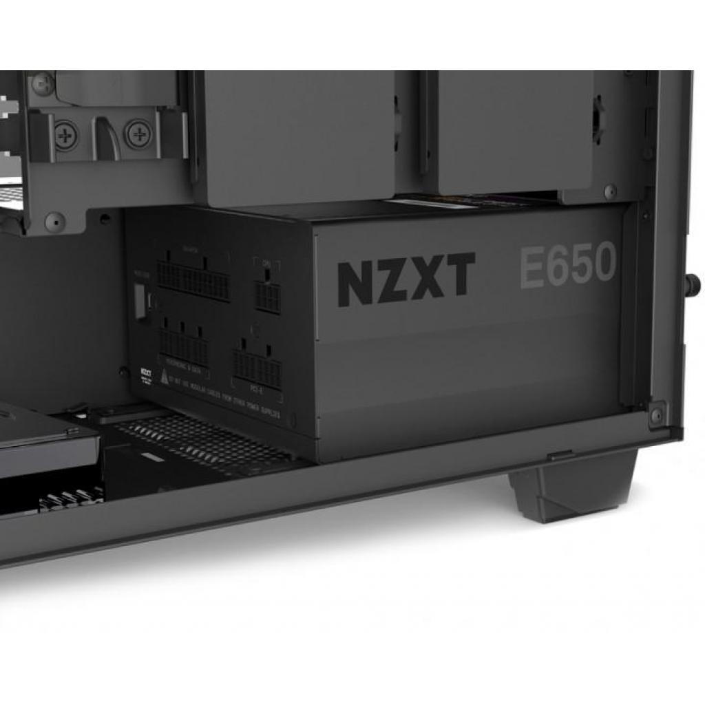 Блок питания NZXT 650W E650 (NP-1PM-E650A-EU) изображение 7