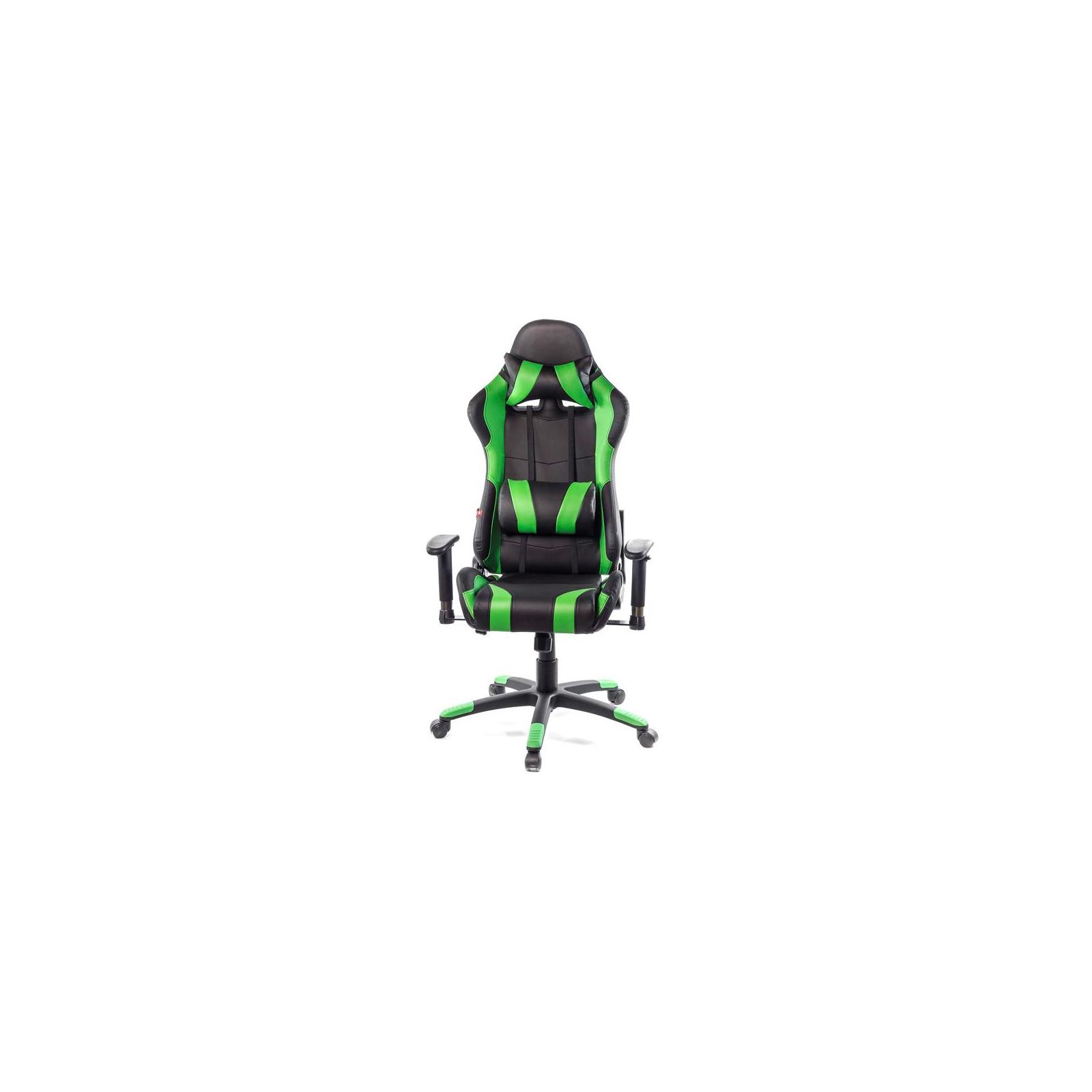 Кресло игровое АКЛАС Хорнет PL RL Зеленое (09442) изображение 2