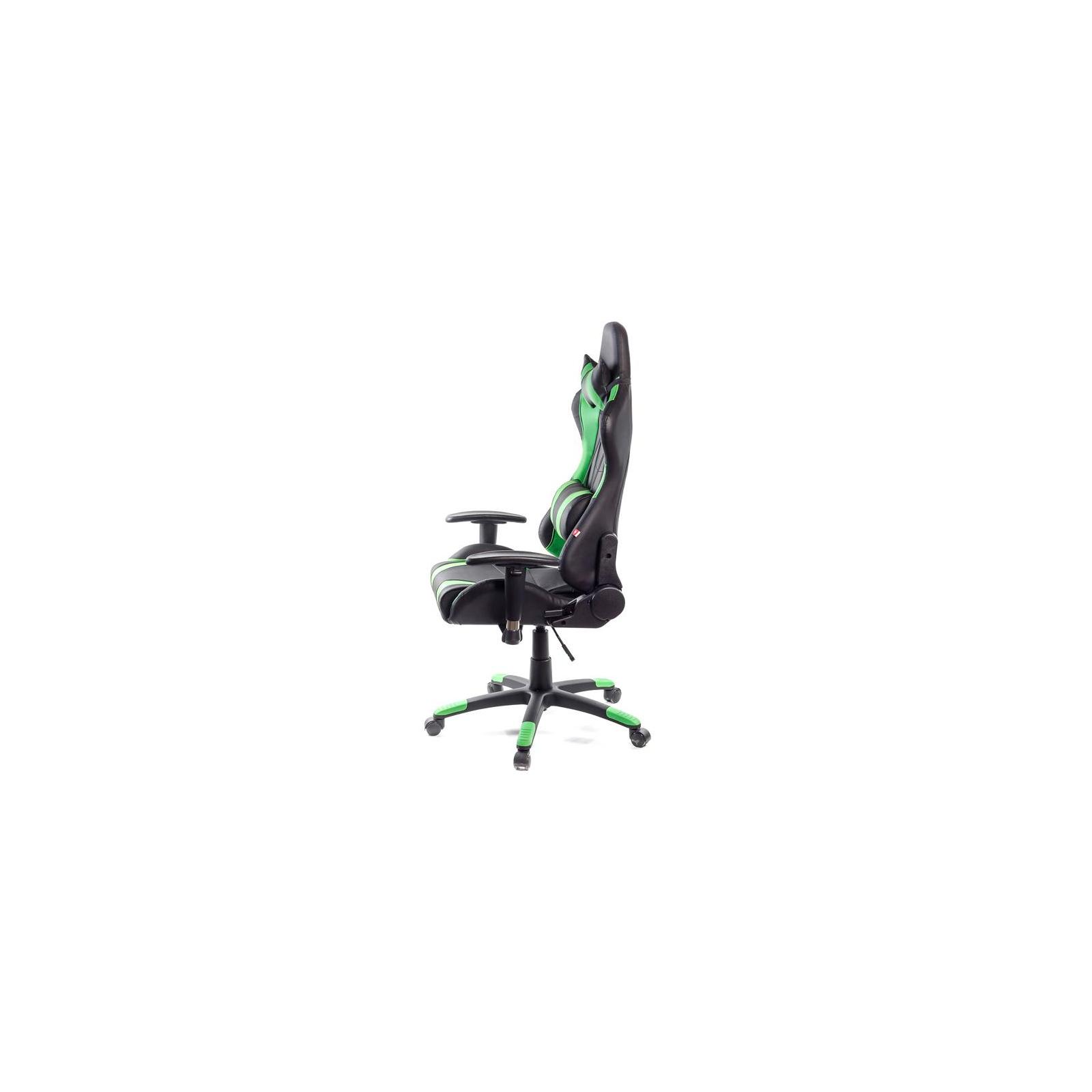 Кресло игровое АКЛАС Хорнет PL RL Зеленое (09442) изображение 3