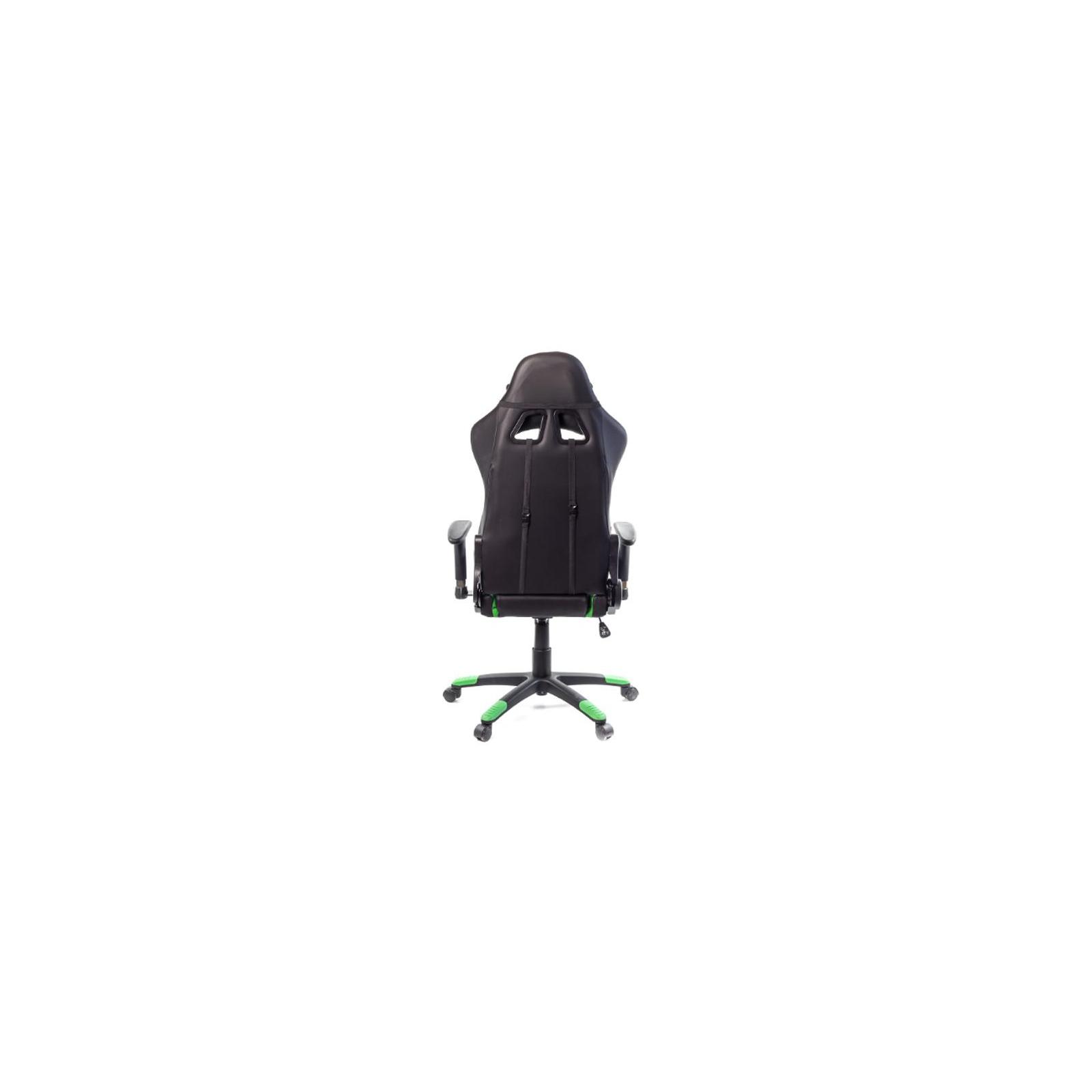 Кресло игровое АКЛАС Хорнет PL RL Зеленое (09442) изображение 4