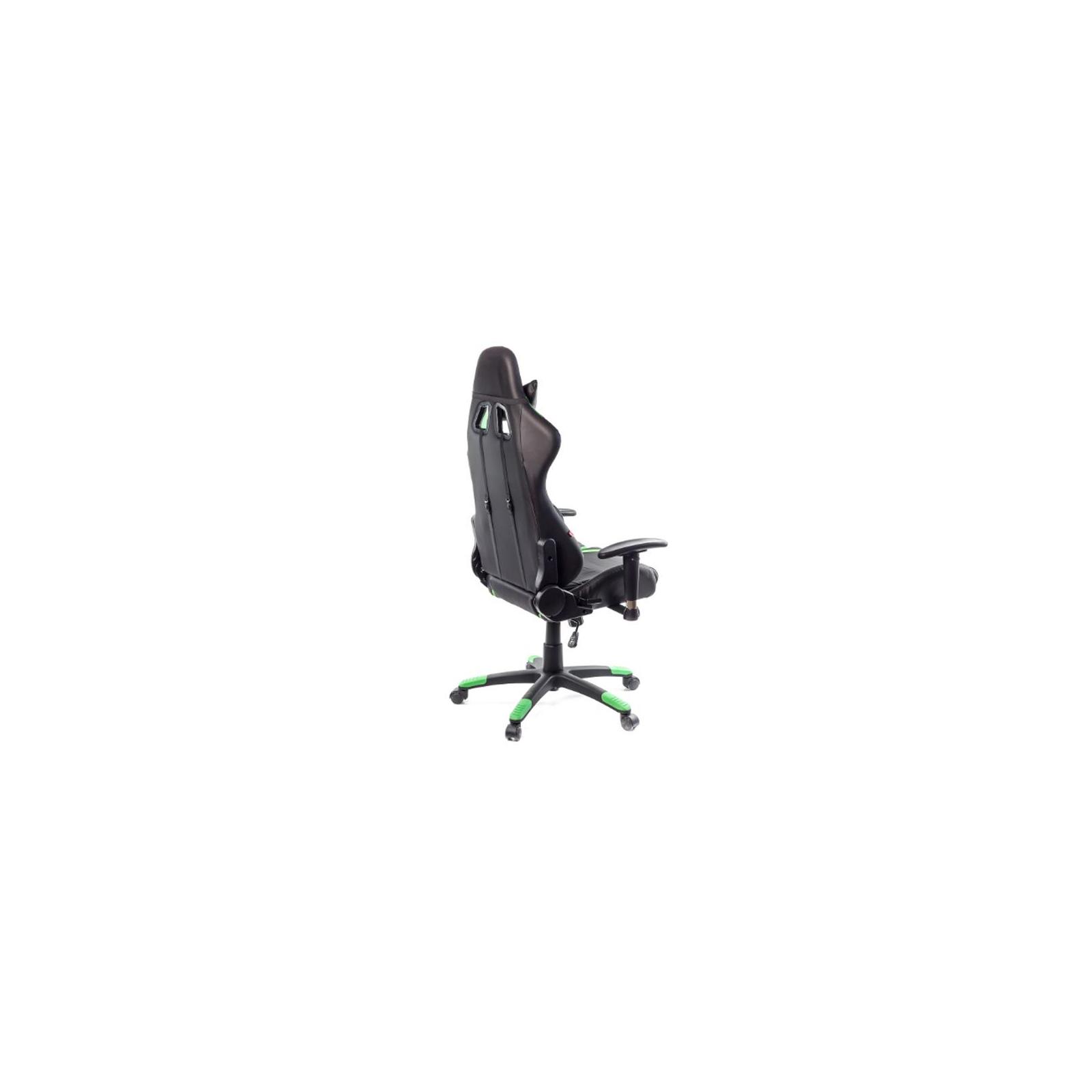 Кресло игровое АКЛАС Хорнет PL RL Зеленое (09442) изображение 5