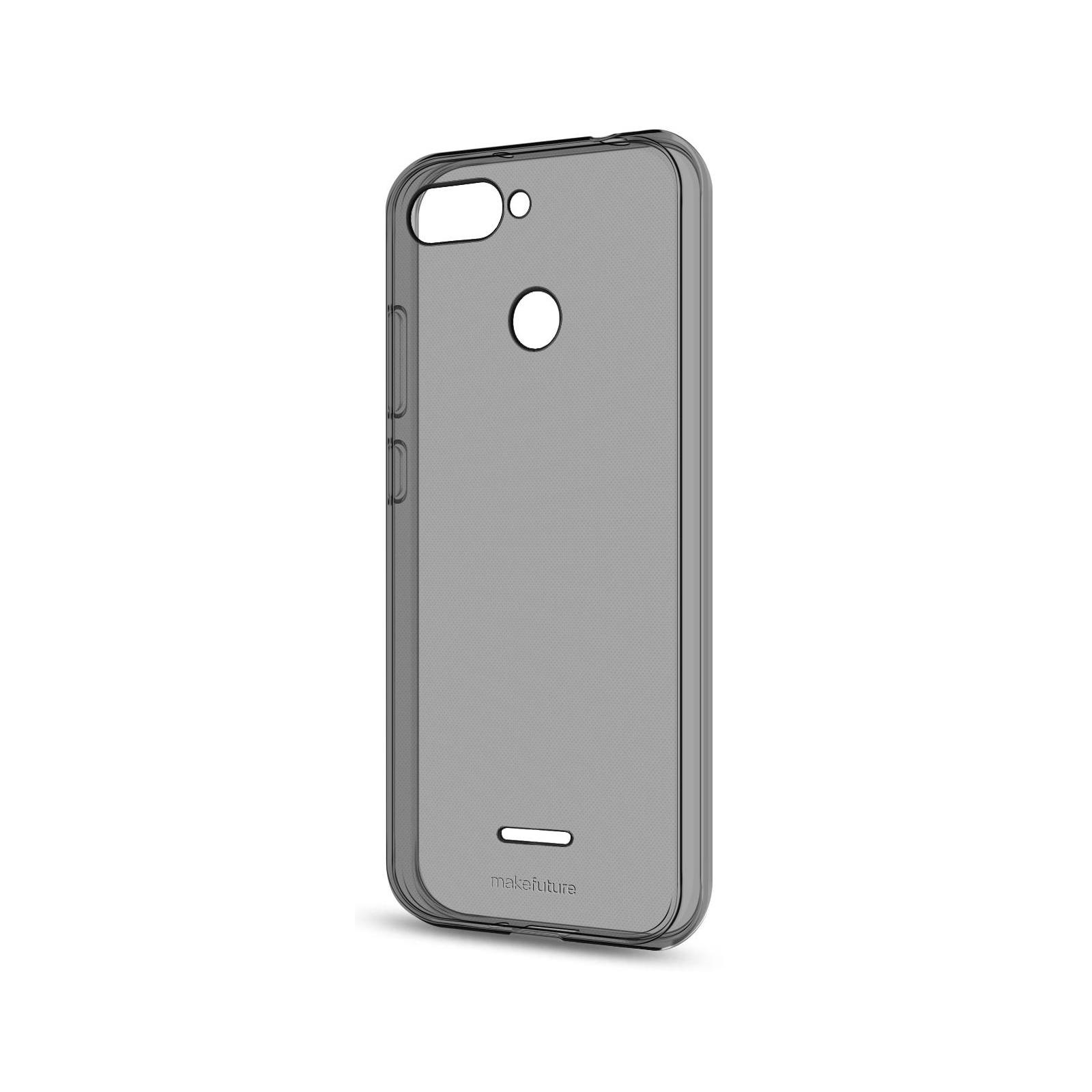Чехол для моб. телефона MakeFuture Air Case (Clear TPU) Xiaomi Redmi 6 Black (MCA-XR6BK)