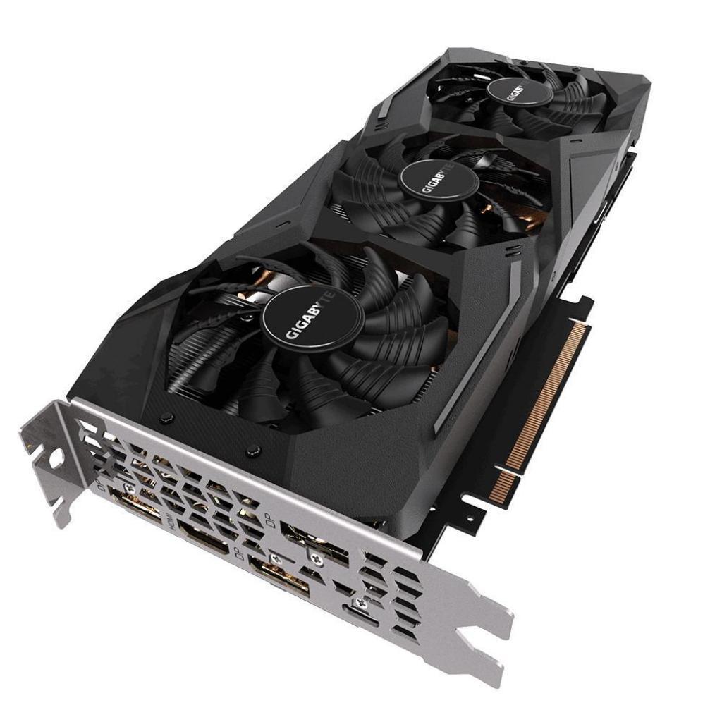 Видеокарта GIGABYTE GeForce RTX2080 Ti 11Gb WINDFORCE (GV-N208TWF3-11GC) изображение 2