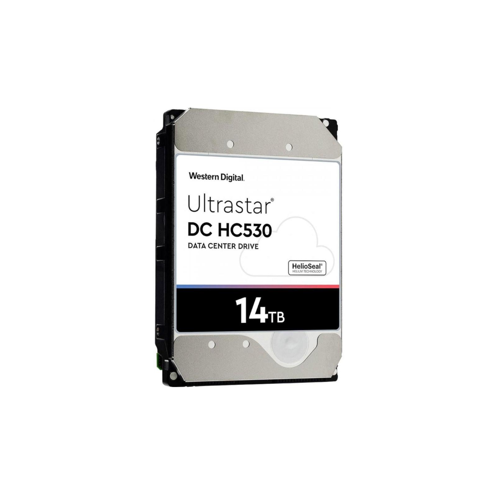 Жесткий диск для сервера 3.5'' 14TB WD (WUH721414ALE6L.4) изображение 2