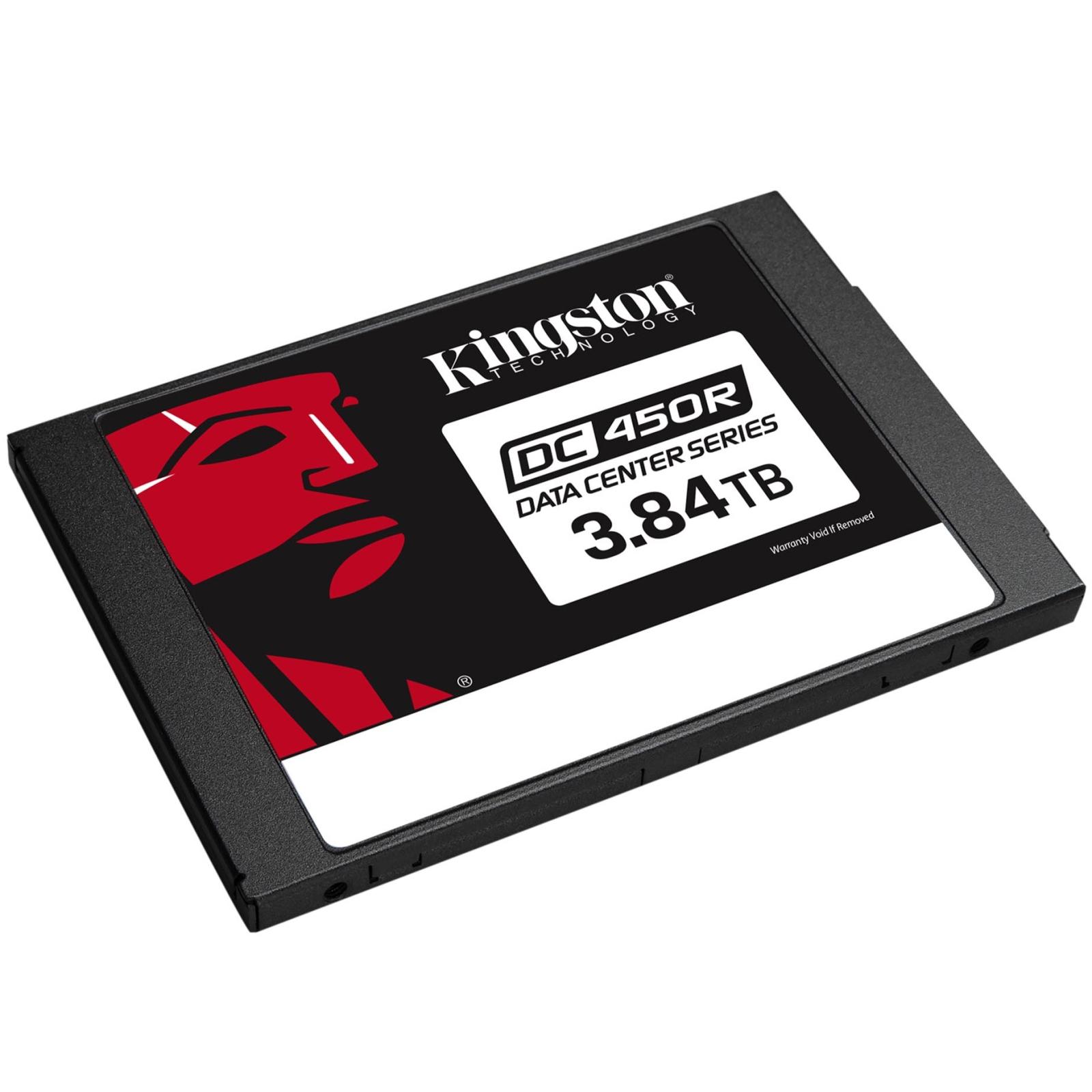 """Накопичувач SSD 2.5"""" 3.84TB Kingston (SEDC450R/3840G) зображення 2"""