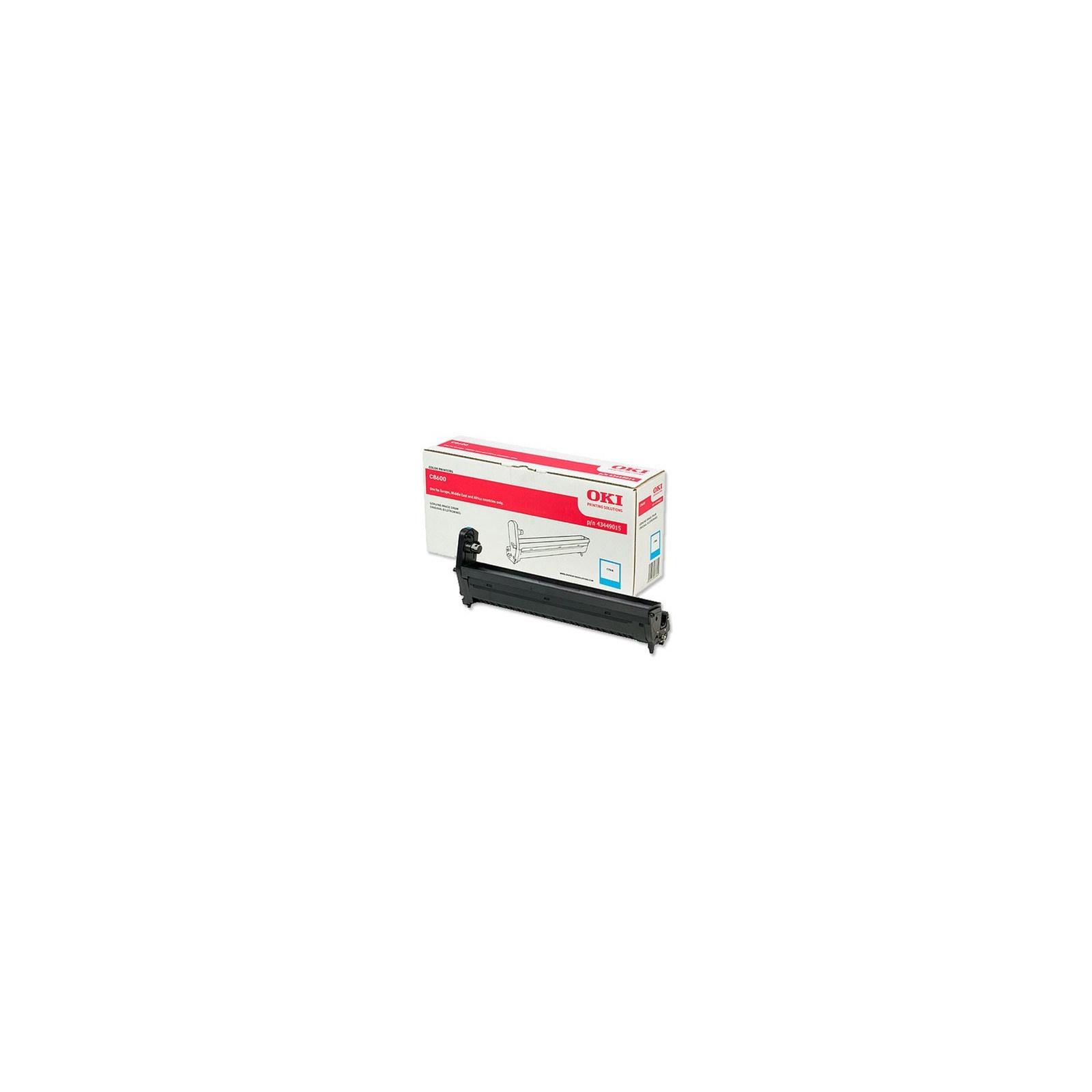 Фотокондуктор OKI C8600/8800 Cyan (43449015)