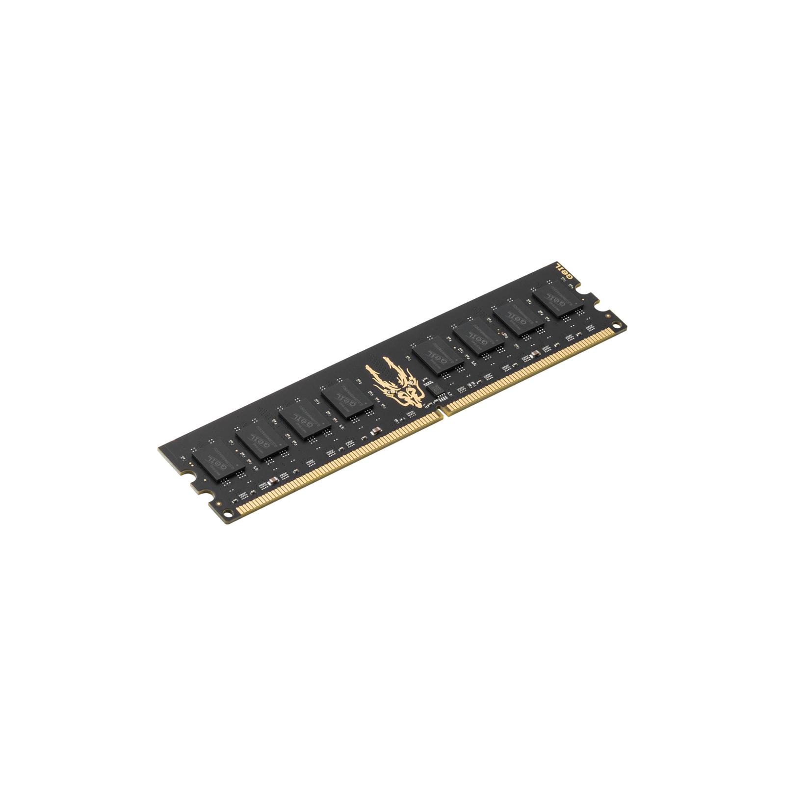 Модуль памяти для компьютера DDR2 4GB (2х2GB) 800 MHz GEIL (GB24GB6400C5DC) изображение 2