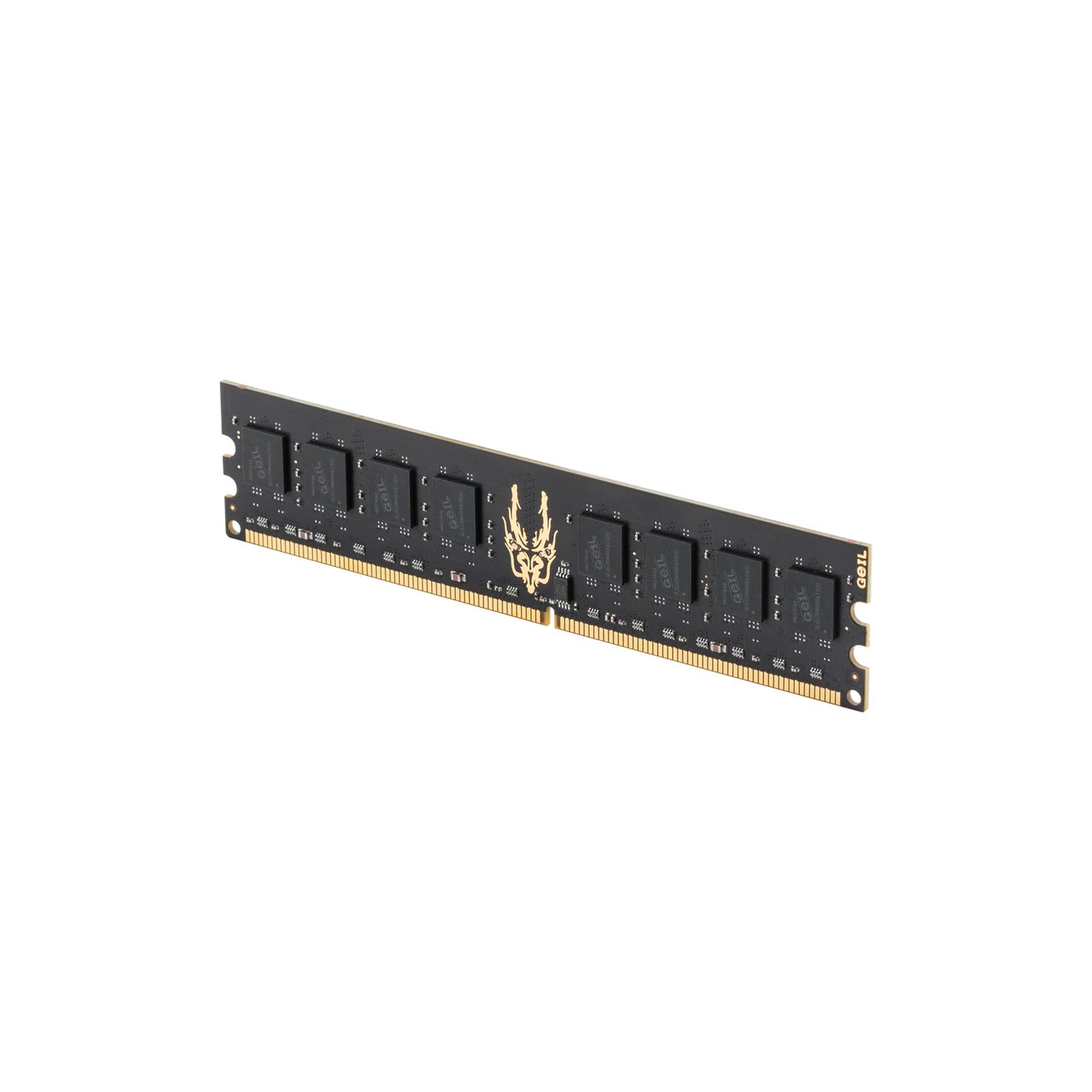 Модуль памяти для компьютера DDR2 4GB (2х2GB) 800 MHz GEIL (GB24GB6400C5DC) изображение 3